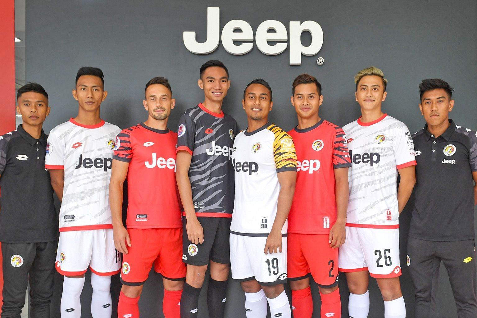 """Balestier Khalsa have extended their sponsorship with American carmaker Jeep, announcing yesterday a new """"six-figure"""" one-year deal, the club's biggest to date. Balestier's jerseys are jointly sponsored by Lotto and sporting goods chain Weston. Also,"""
