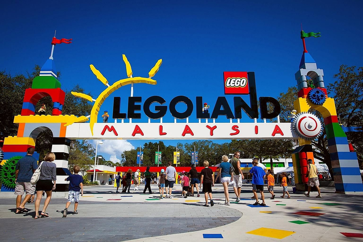 Legoland could be valued at around $332 million, including debt, Bloomberg has reported, citing sources.