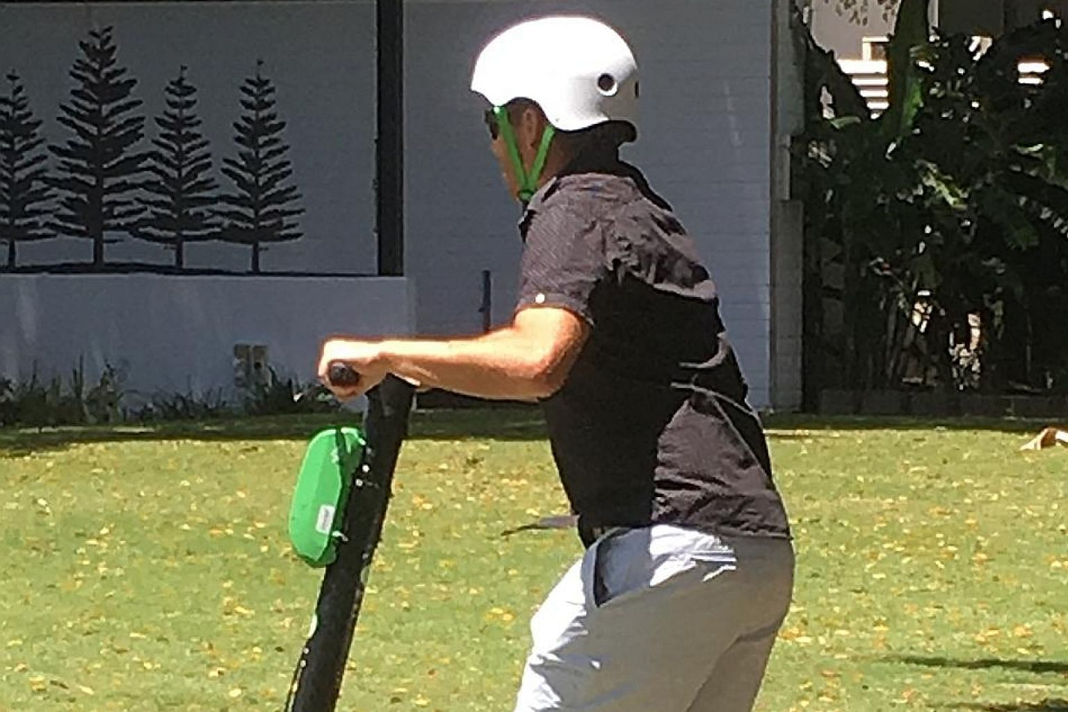 In and around the centre of Brisbane, the bright green e-scooters have become a common sight. But there have been multiple serious injuries, mostly caused by riders failing to observe speed limits.