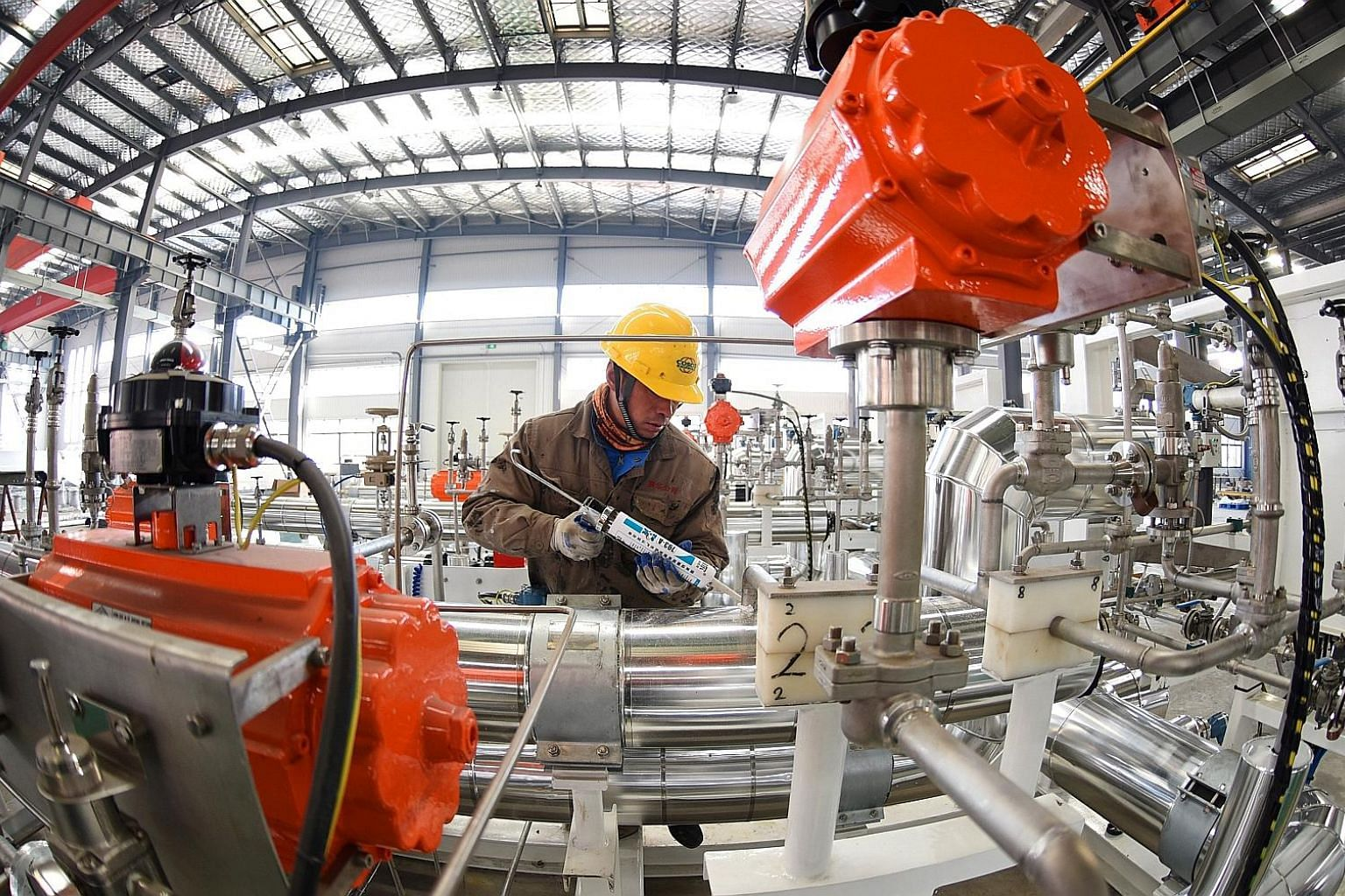China data due for release this week in the mainland includes Thursday's January-February retail sales, fixed asset investment and industrial production figures.
