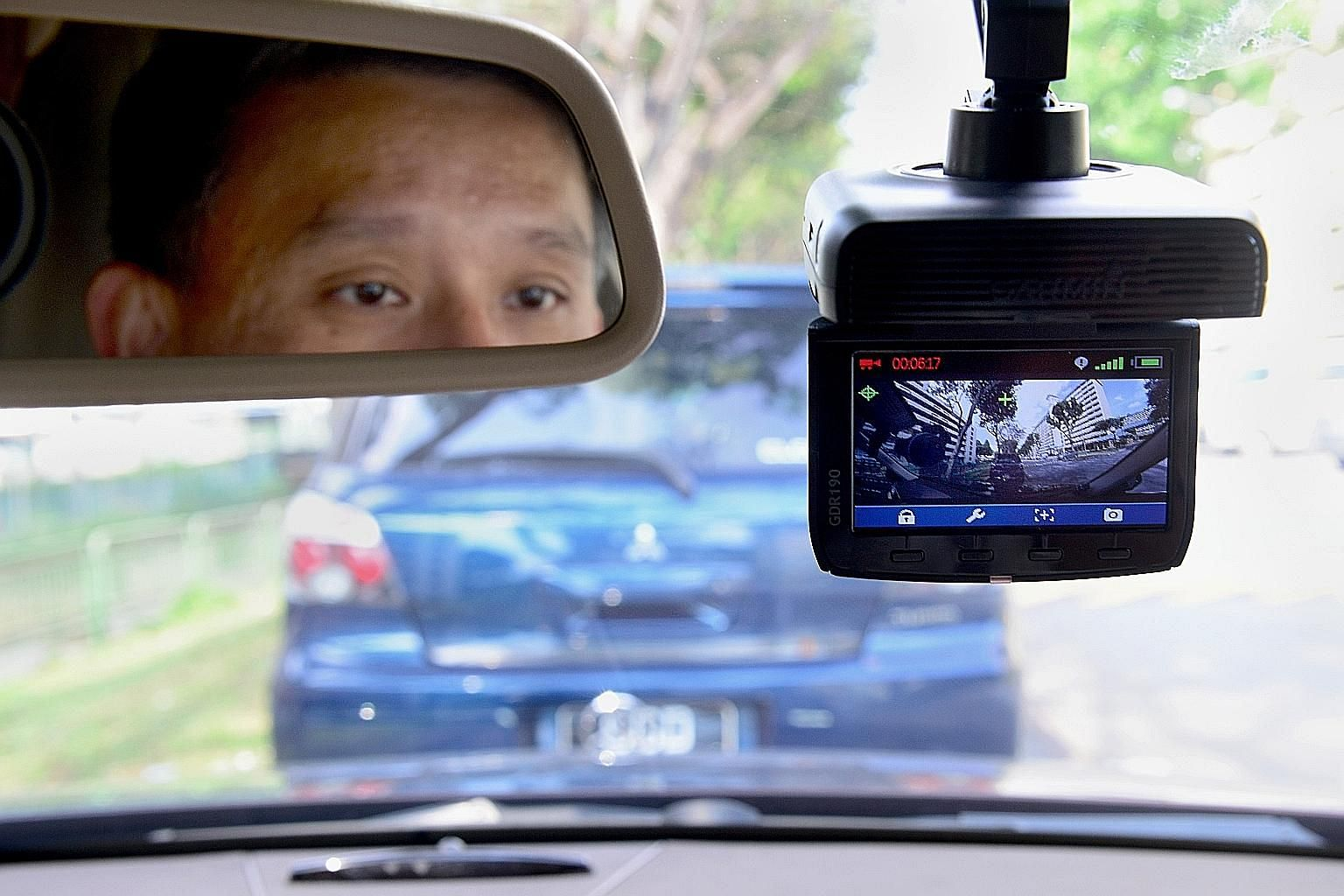 Videos captured by vehicle dashboard cameras are often used to call out irresponsible motorists, pedestrians and other road users. Between 2015 and 2018, the Traffic Police received 18,500 feedback letters of bad behaviour, some accompanied by videos