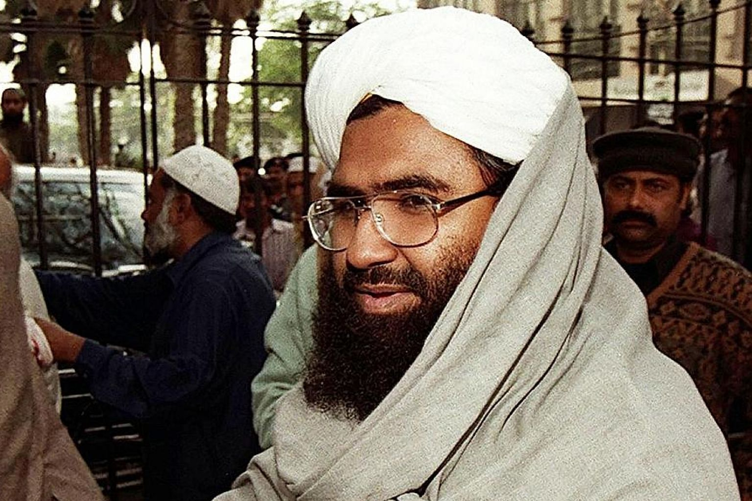 Masood Azhar, who is in Pakistan, is wanted in India for terror strikes including the suicide bombing in Kashmir.