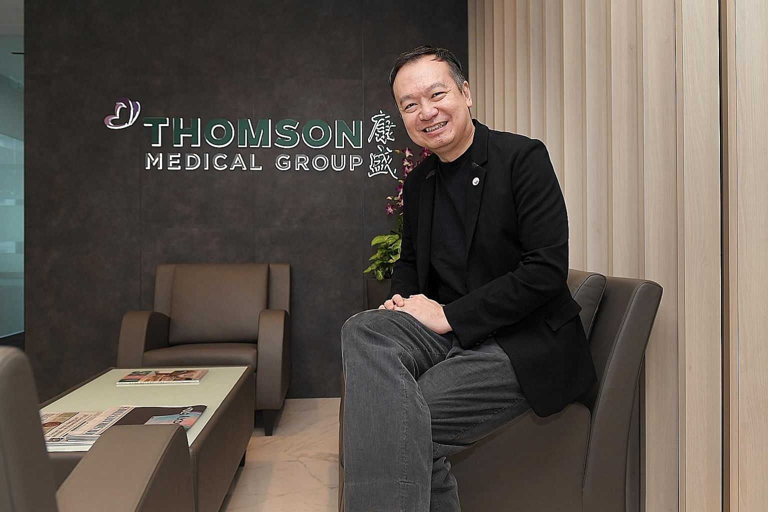 Thomson Medical Group CEO Roy Quek says the group is tapping international expertise to ensure it delivers the best healthcare. It is also constantly on the lookout for growth opportunities in Singapore and Malaysia.