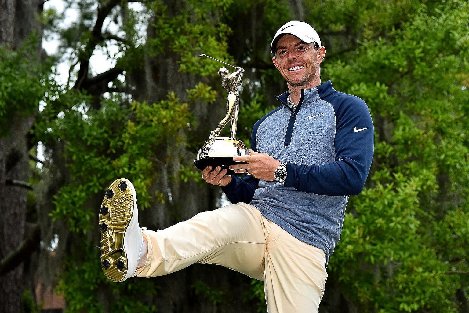 Rory McIlroy's first title of the year puts him in good stead for next month's Masters, where a win would make him the sixth man to complete a career Grand Slam and the second this century after Tiger Woods.