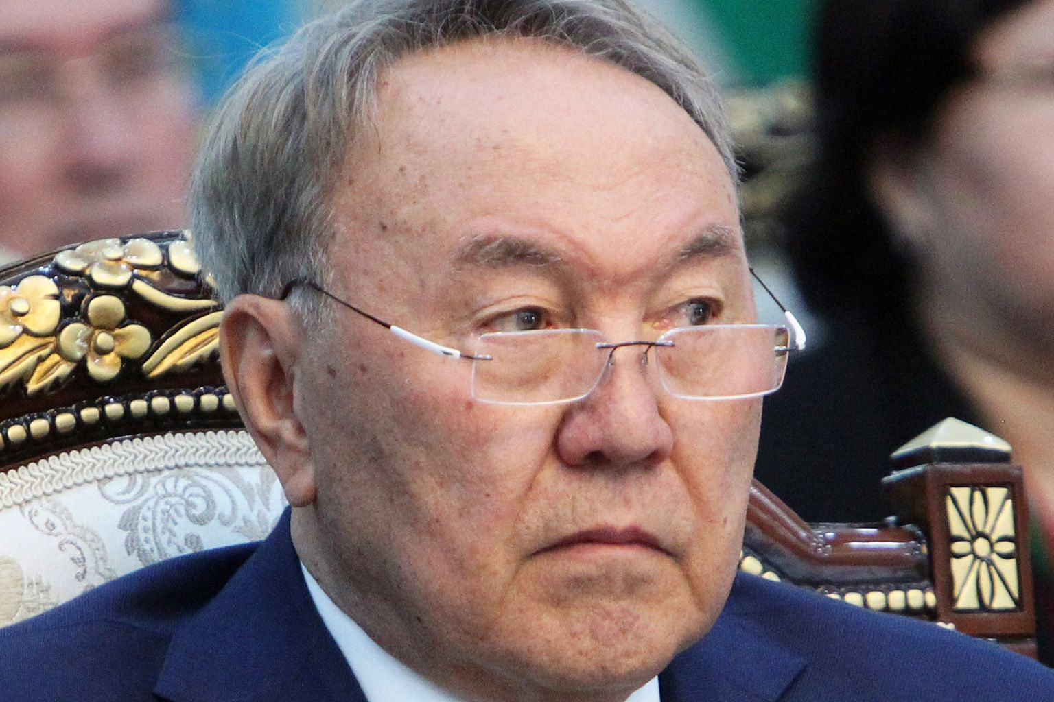 President Nursultan Nazarbayev, 78, has ruled Kazakhstan for nearly 30 years. He leaves no clear successor.