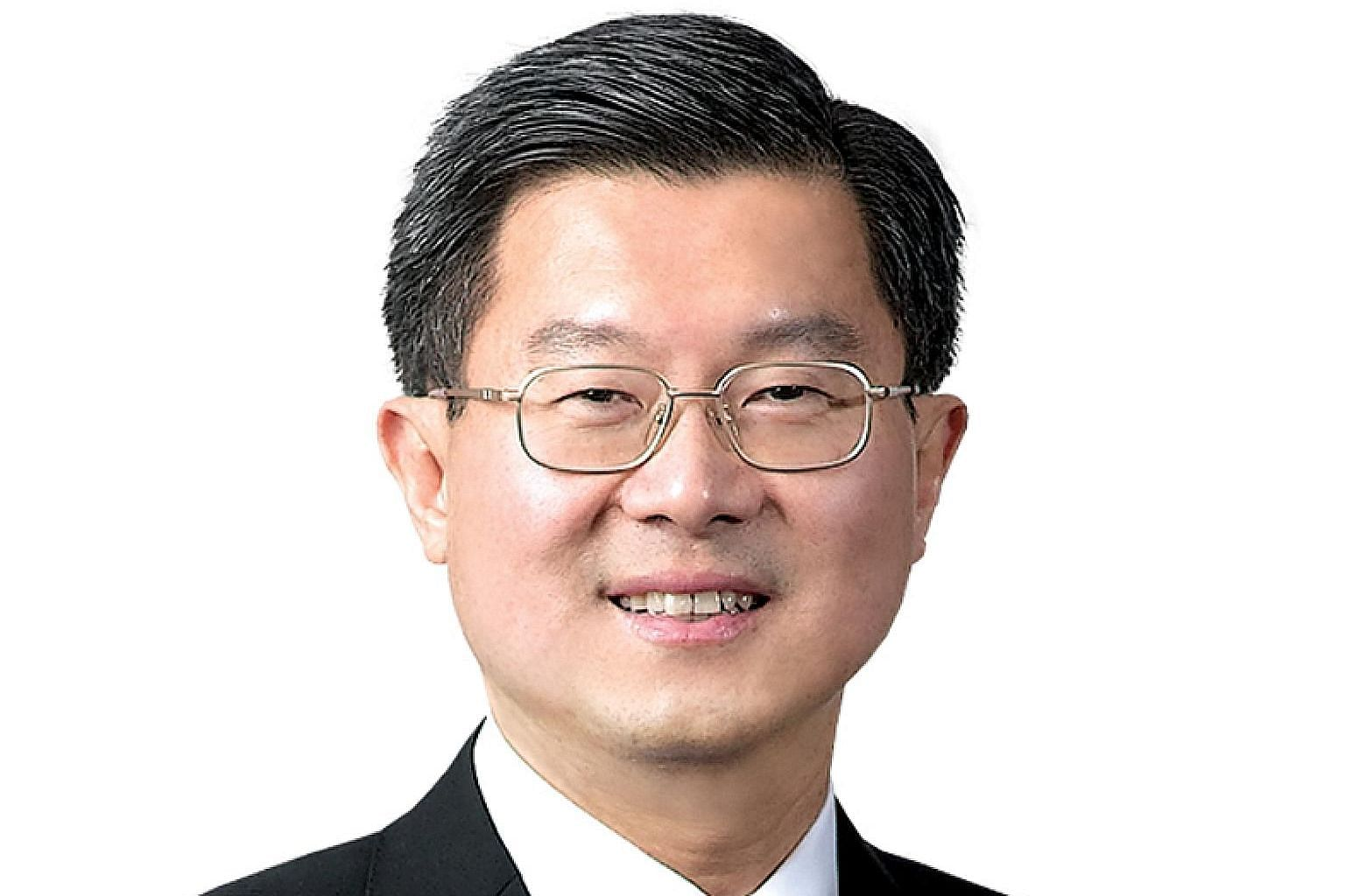 Dr Stephen Riady is executive chairman of OUE and chairman and executive president of Hong Kong-listed Lippo.