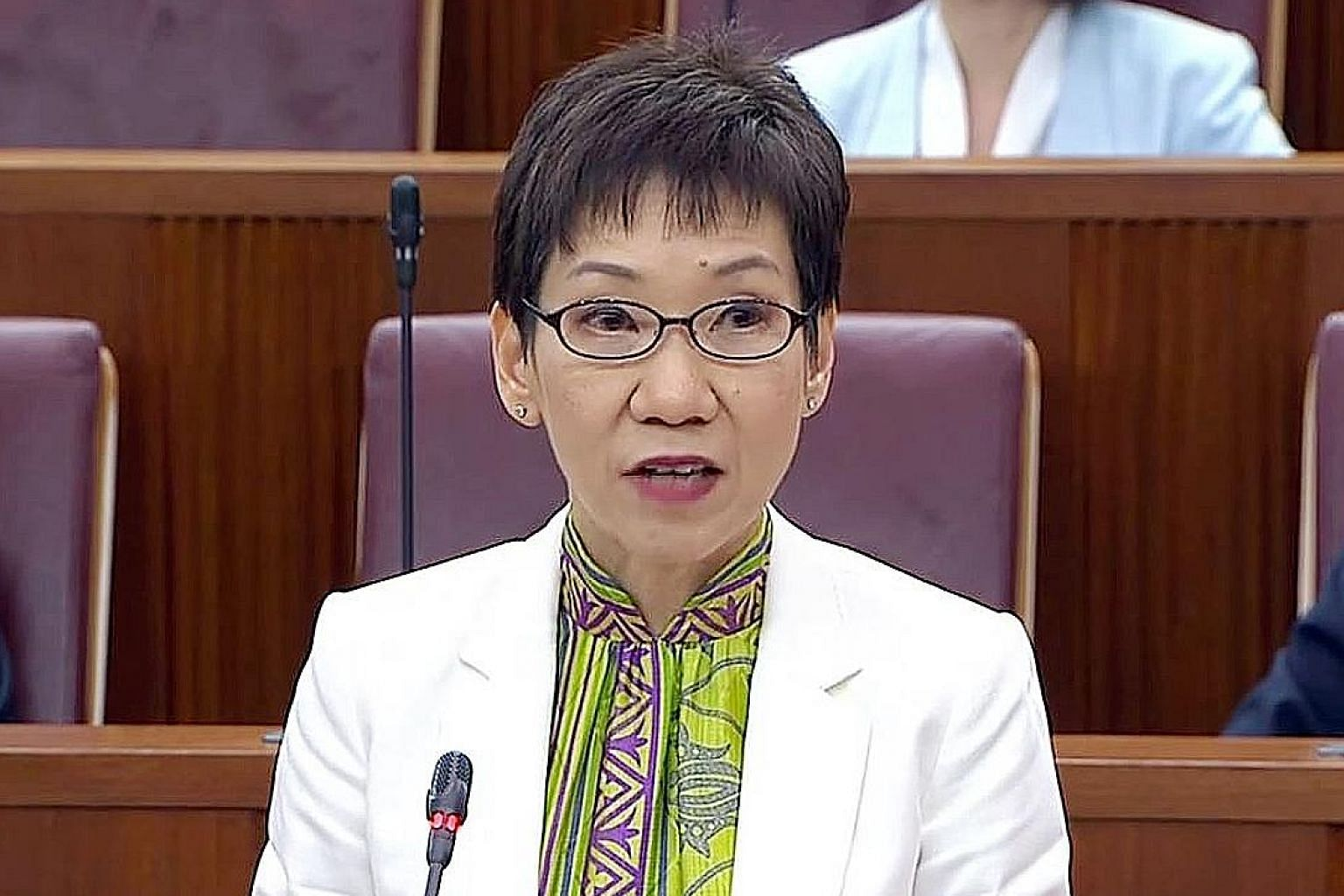 Ms Grace Fu, Minister for Culture, Community and Youth, noted that a strong cohesive society starts with tolerance.