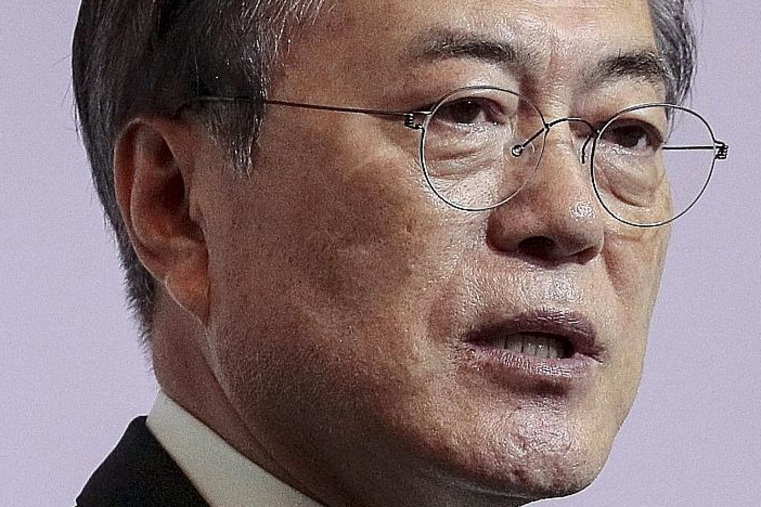 South Korean President Moon Jae-in has faced criticisms since the US-North Korea summit in Hanoi collapsed without a deal.