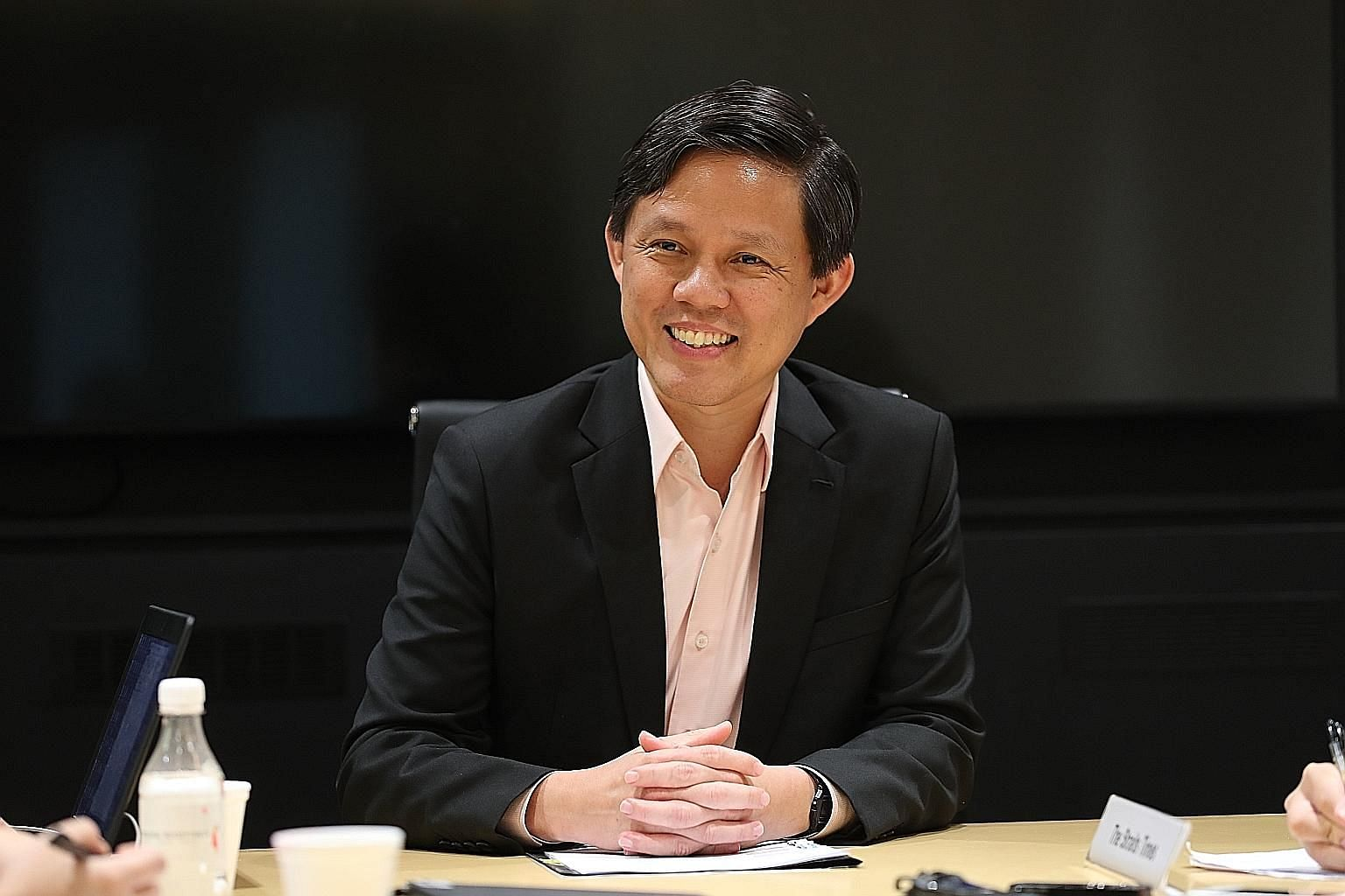 Singapore must constantly refresh job and tourism offerings here in order to prevent wage stagnation, said Trade and Industry Minister Chan Chun Sing.