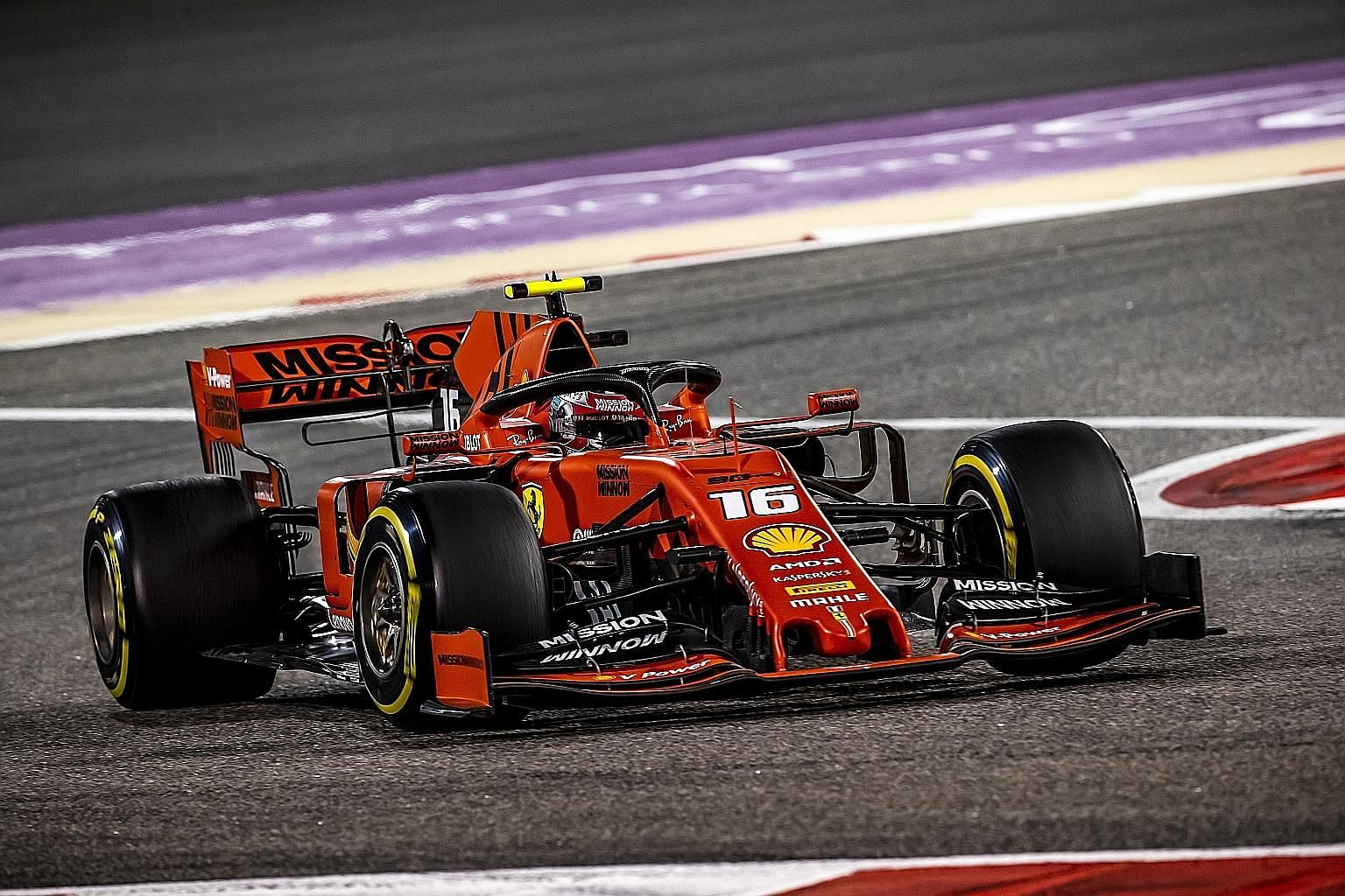 Mercedes team boss Toto Wolff believes Ferrari driver Charles Leclerc is a future world champion who has the right combination of speed, personality and temperament.