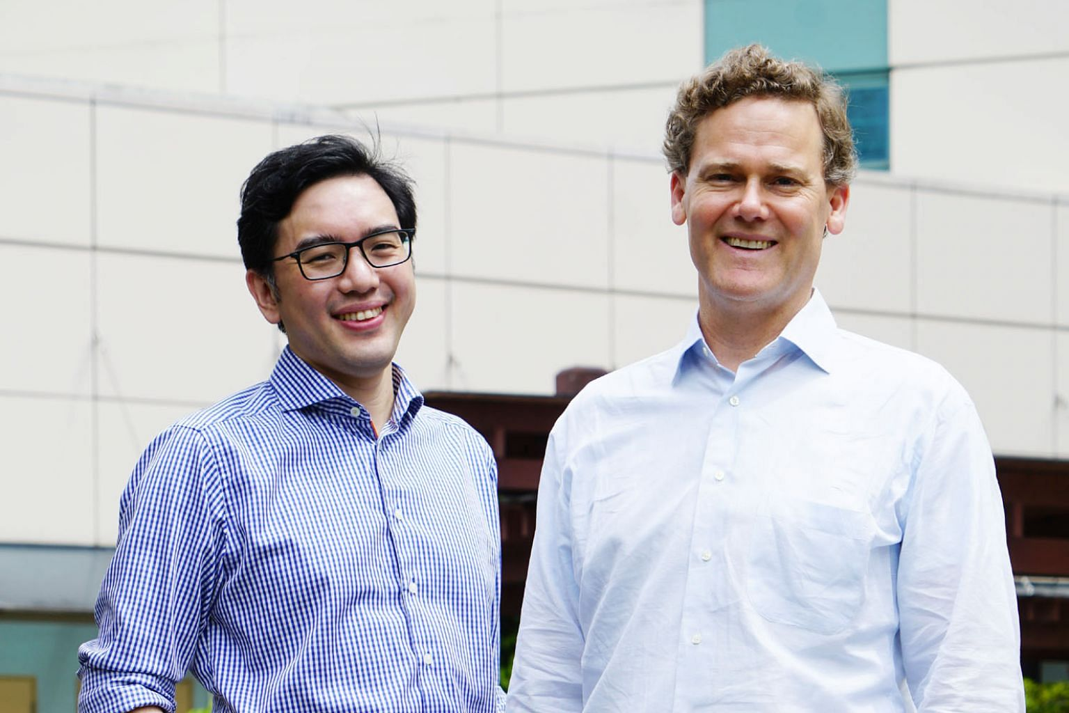 Assistant Professor Nicolas Kon from the National Neuroscience Institute and Associate Professor Michael Lucas James from Duke University School of Medicine are the lead researchers in the trials.