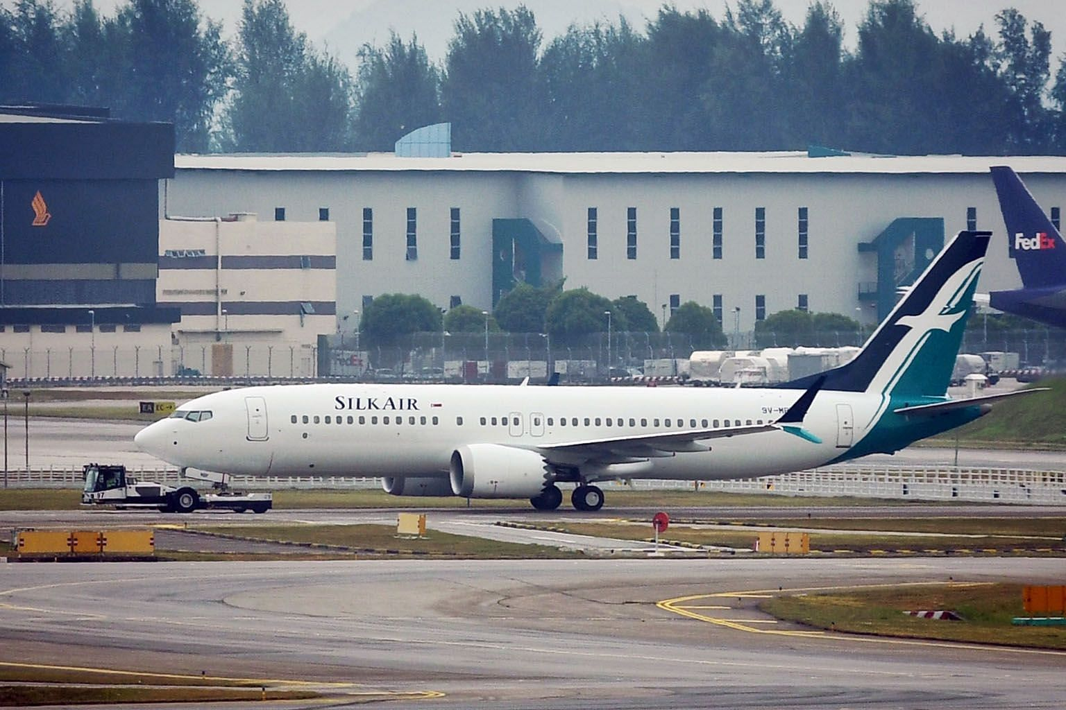 It is unclear when the B-737 Max 8 will fly again, with the Federal Aviation Administration in the United States in the midst of forming an international team to review the safety of the aircraft.