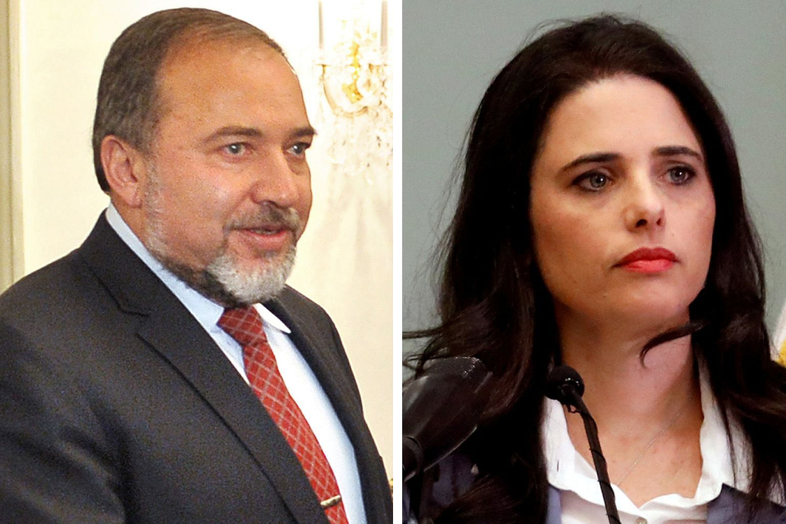 Former chief of staff Avigdor Liberman has become Israel's kingmaker. Justice Minister Ayelet Shaked was considered the great hope of Israel's right-wing camp.