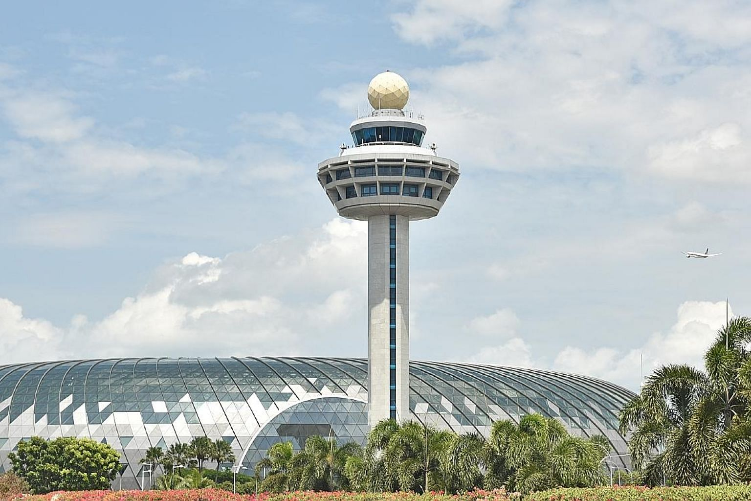 Changi Airport's control tower. NATS was appointed by the Civil Aviation Authority of Singapore in November 2017 to develop the smart digital tower prototype, which is expected to undergo testing for at least six months. If the technology is proven r