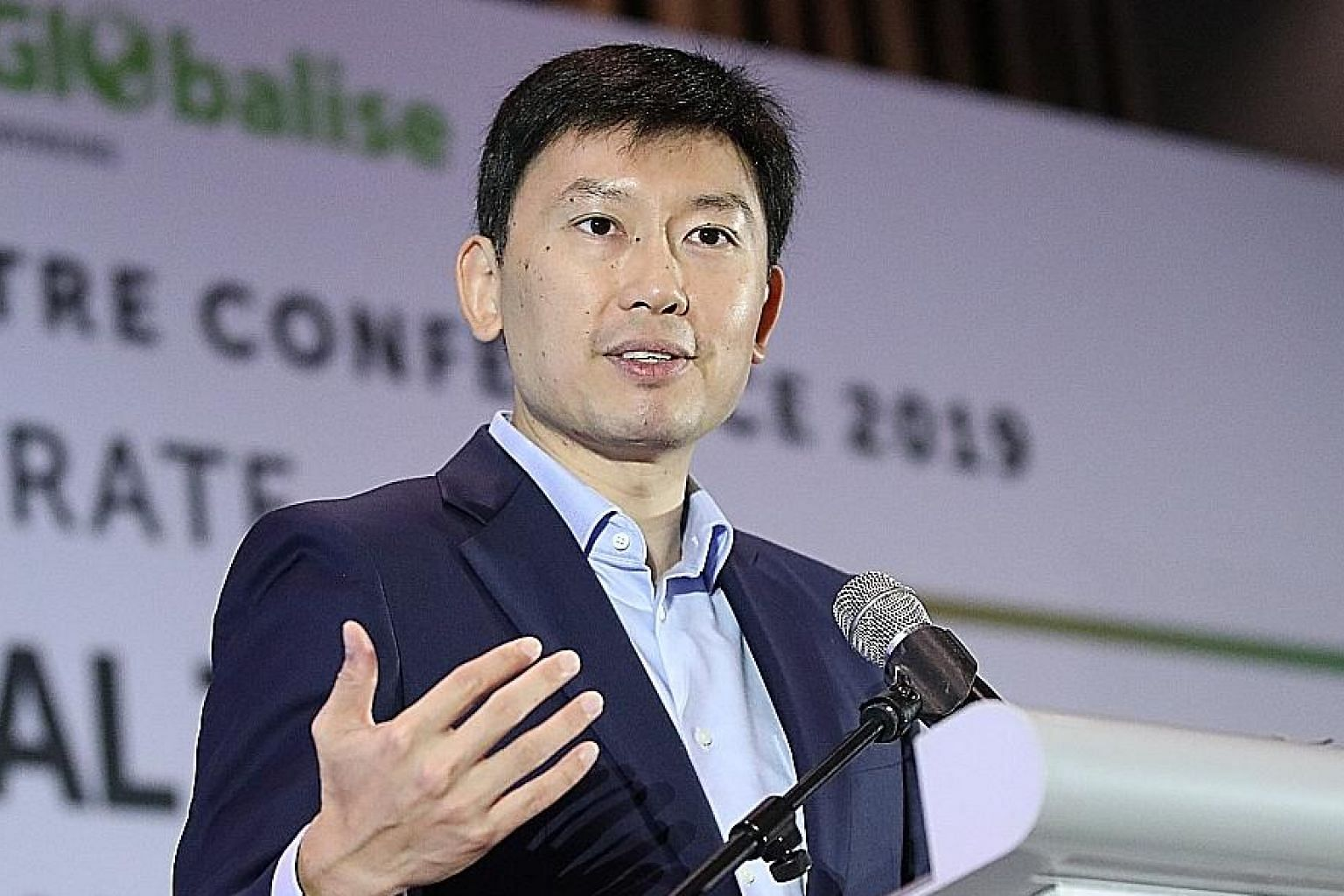 Senior Minister of State for Trade and Industry Chee Hong Tat acknowledged that the Government must be more accepting of ideas that are out of the norm and be nimble in adapting its rules.