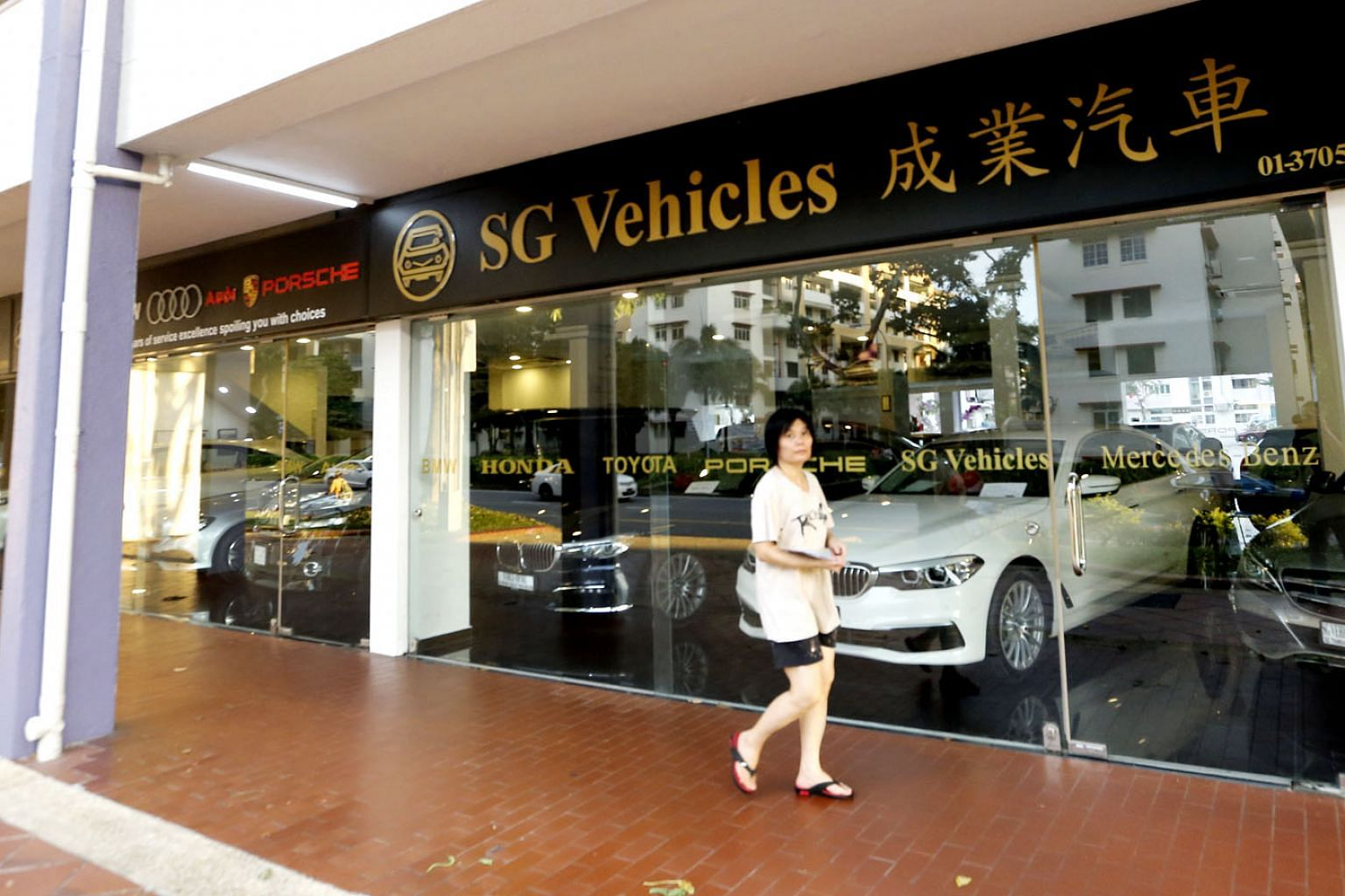 The Consumers Association of Singapore asked SG Vehicles to sign a voluntary compliance agreement in July 2017, but it refused. The Competition and Consumer Commission of Singapore filed an injunction later that year.