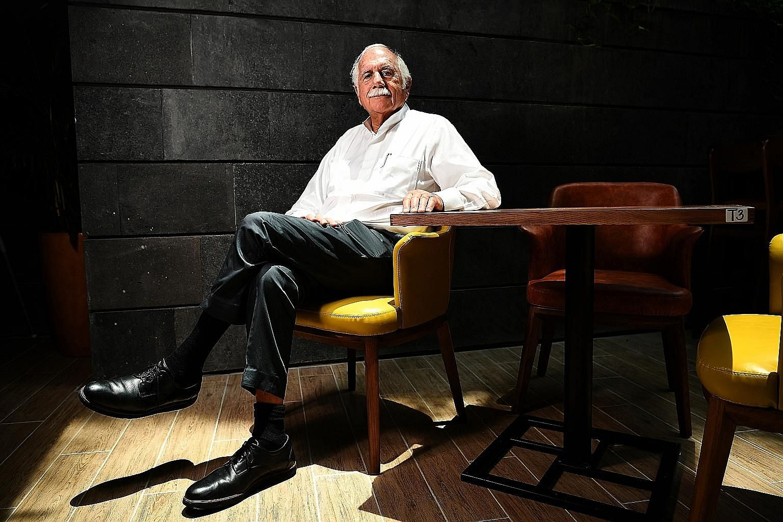 At 80, Israeli-born architect Moshe Safdie keeps a full schedule with projects around the world. Jewel Changi Airport is his latest work, and with the new mega-mall, the airport can now boast not just comfort and service but also architecture, he say