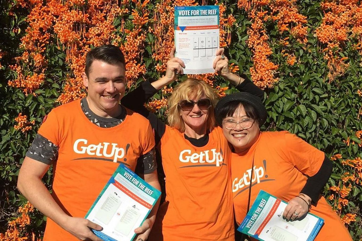 Home Affairs and Immigration Minister Peter Dutton is one of the right-wing MPs targeted by GetUp's campaign. GetUp is a progressive grassroots organisation that is playing a major role in the current federal election campaign in Australia. The group