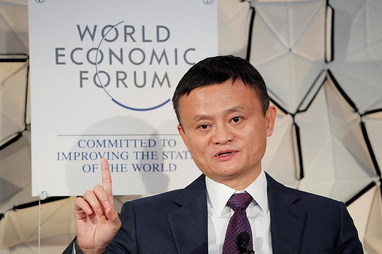 Alibaba founder Jack Ma said in a controversial blog post that a tough overtime schedule is more rewarding for employees.