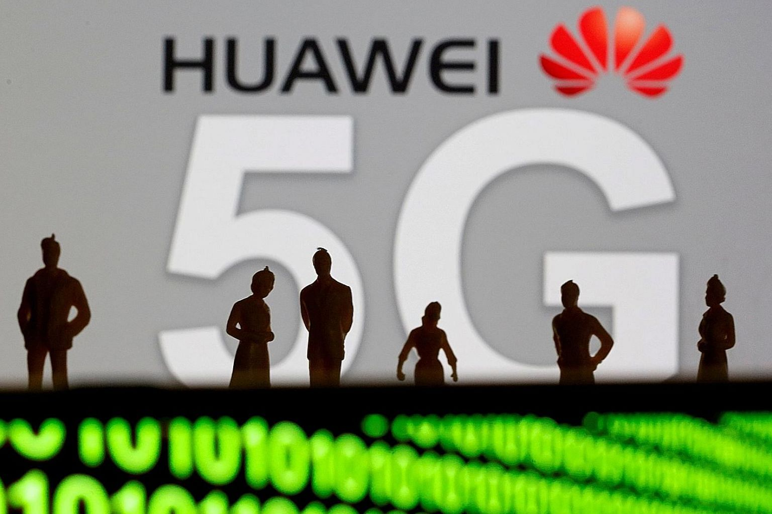 The Daily Telegraph newspaper reported that Britain's National Security Council, chaired by Prime Minister Theresa May, has agreed to allow Huawei access to non-core parts of 5G mobile infrastructure, despite ministers' concerns.