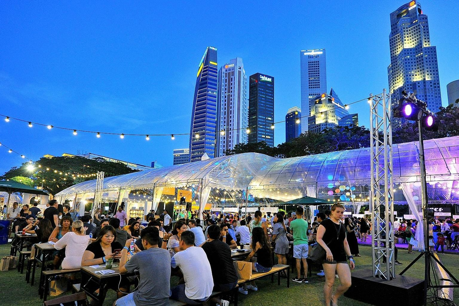 The fifth edition of the Singapore Cocktail Festival will take place from May 10 to 18, with activities centred on a festival village that runs from May 10 to 12 at Empress Place.
