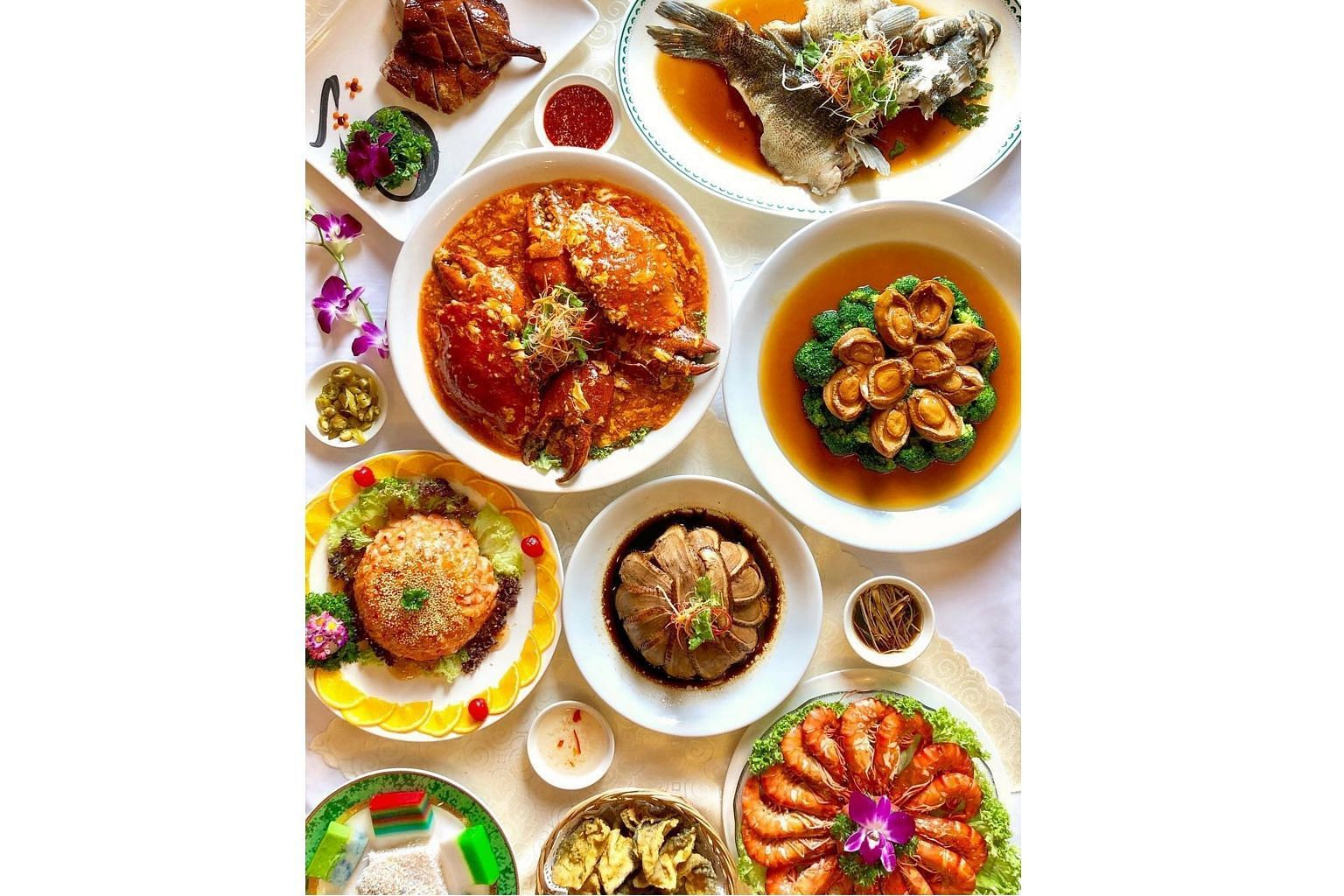 Treat mum to a feast at the Ban Heng group of restaurants.