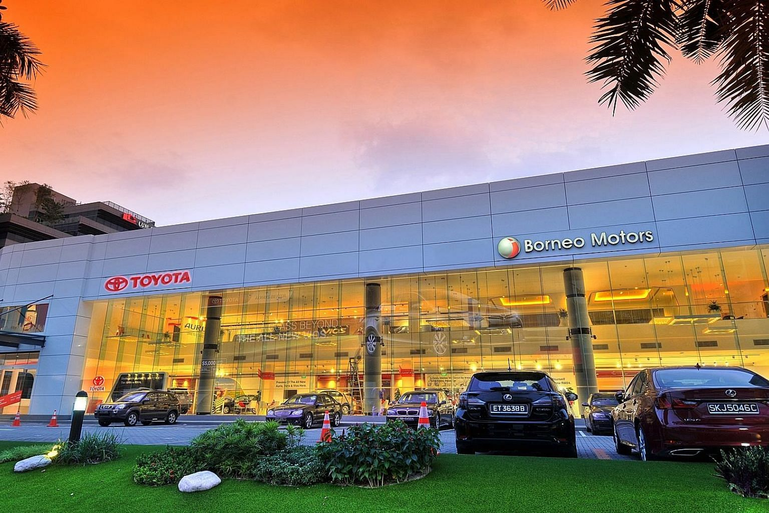 Toyota agent Borneo Motors has not had a sales commission cut before, according to two previous managing directors. It remains one of UK-listed Inchcape's top profit generators.