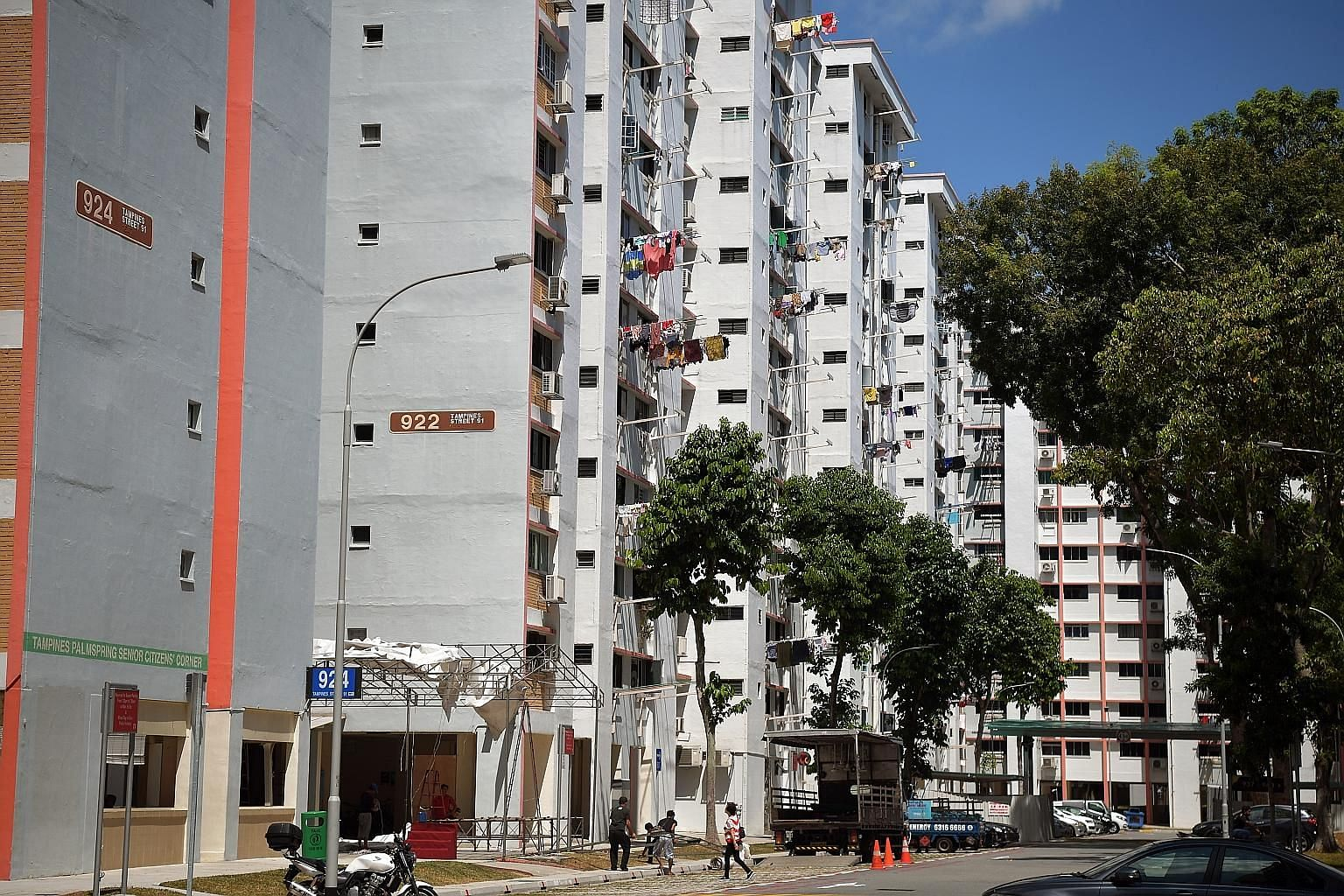 With the changes that kicked in yesterday, buyers can now buy flats with less than 60 years left on the lease without any Central Provident Fund restrictions, as long as the lease lasts them till age 95. They would also be entitled to the maximum HDB