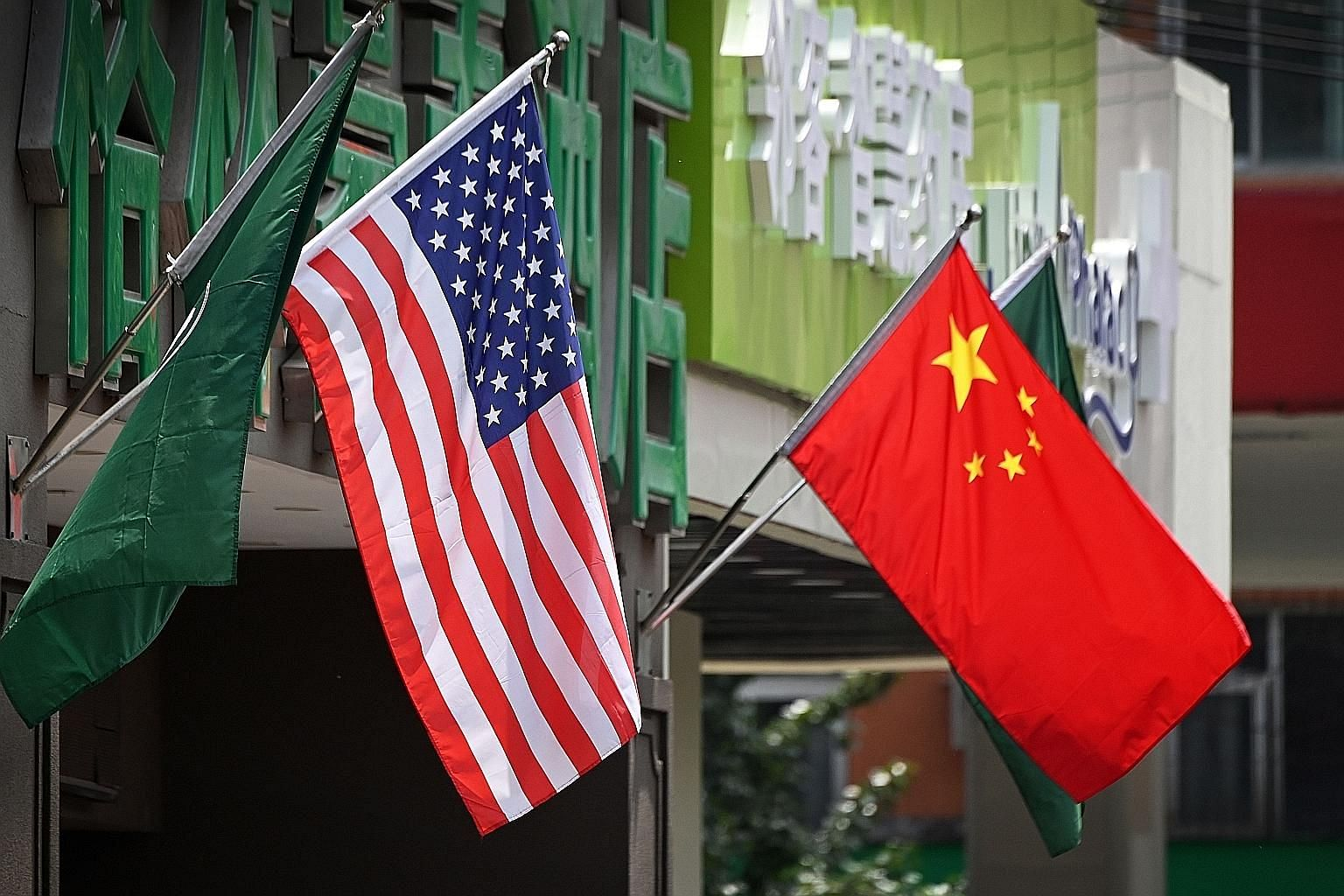 China recently announced higher tariffs on US$60 billion (S$82.1 billion) worth of American goods, in retaliation against US levy increases on US$200 billion worth of Chinese imports.
