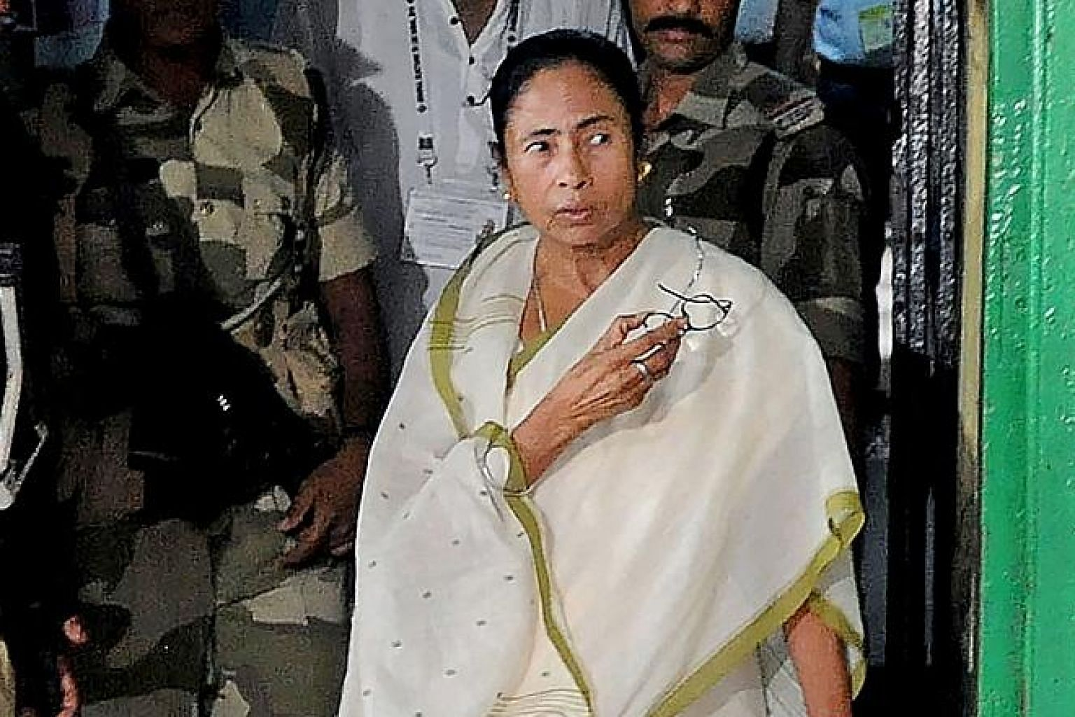 Chief Minister Mamata Banerjee's Trinamool Congress is pitted against the BJP in the state.