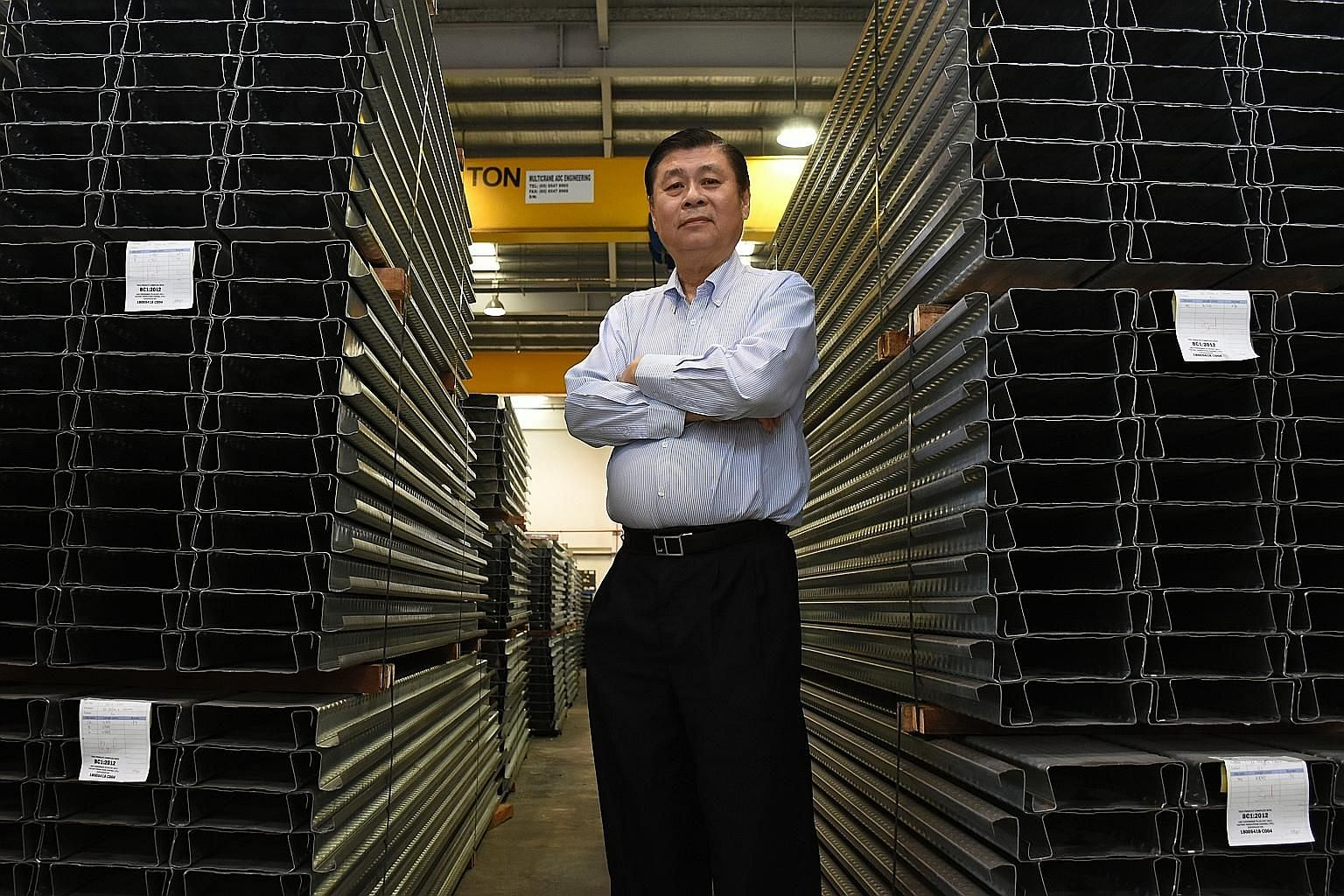 M Metal chief executive officer John Kong, whose company gets raw materials from a Taiwanese firm, fears the trade war will worsen and expand beyond the US and China should Beijing decide to impose tariffs on Taiwan as well. While the 10-year-old con