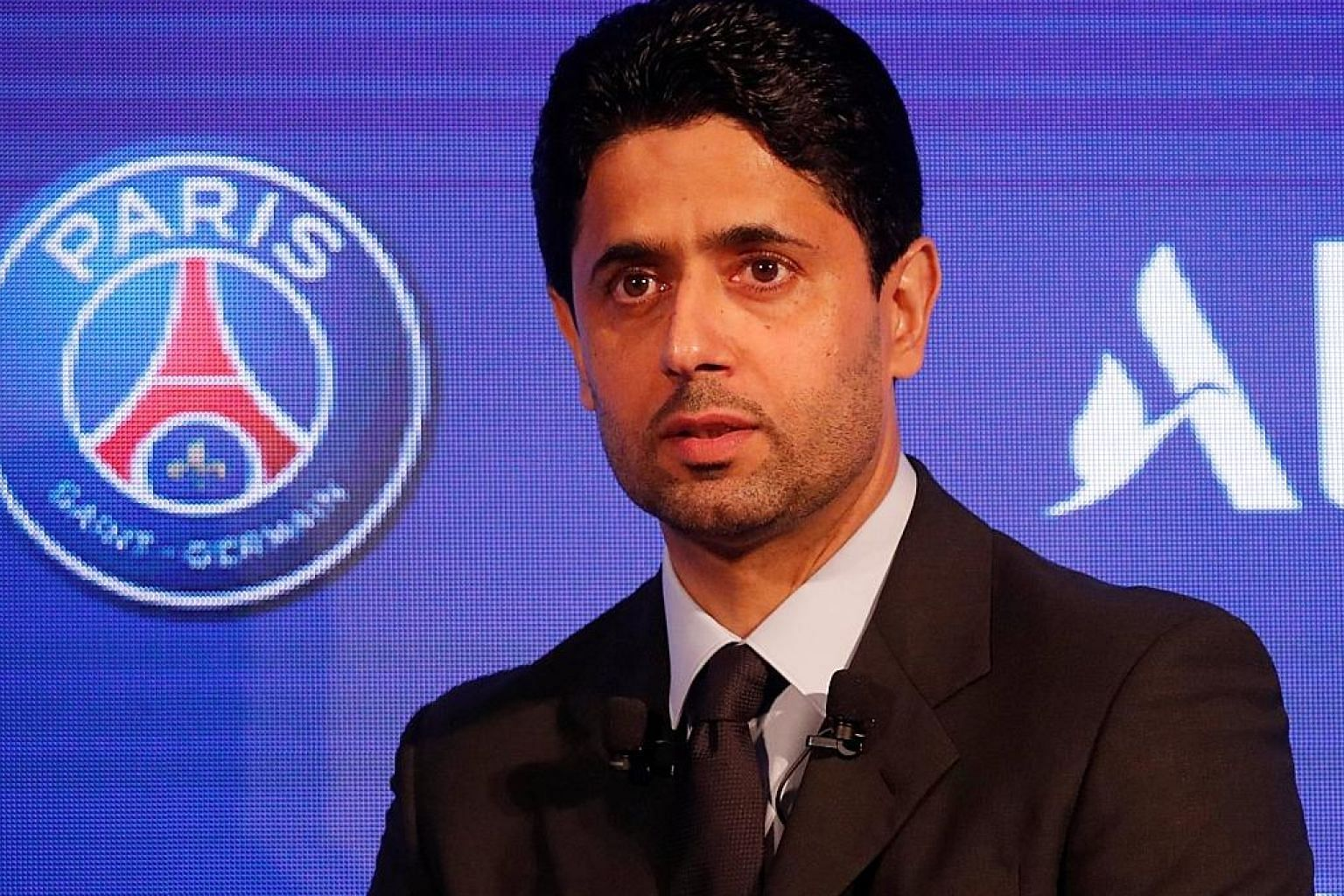Paris Saint-Germain and beIN media chairman Nasser Al-Khelaifi is under scrutiny for multi-million dollar payments made to a firm owned by Papa Massata Diack.