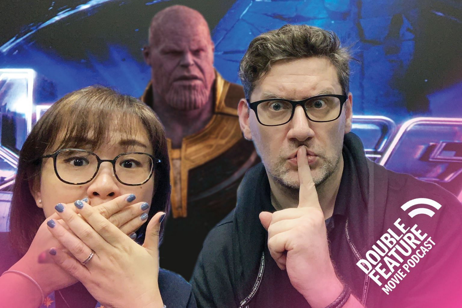 Avengers Endgame movie review, Double Feature Movie Podcast, The Straits Times
