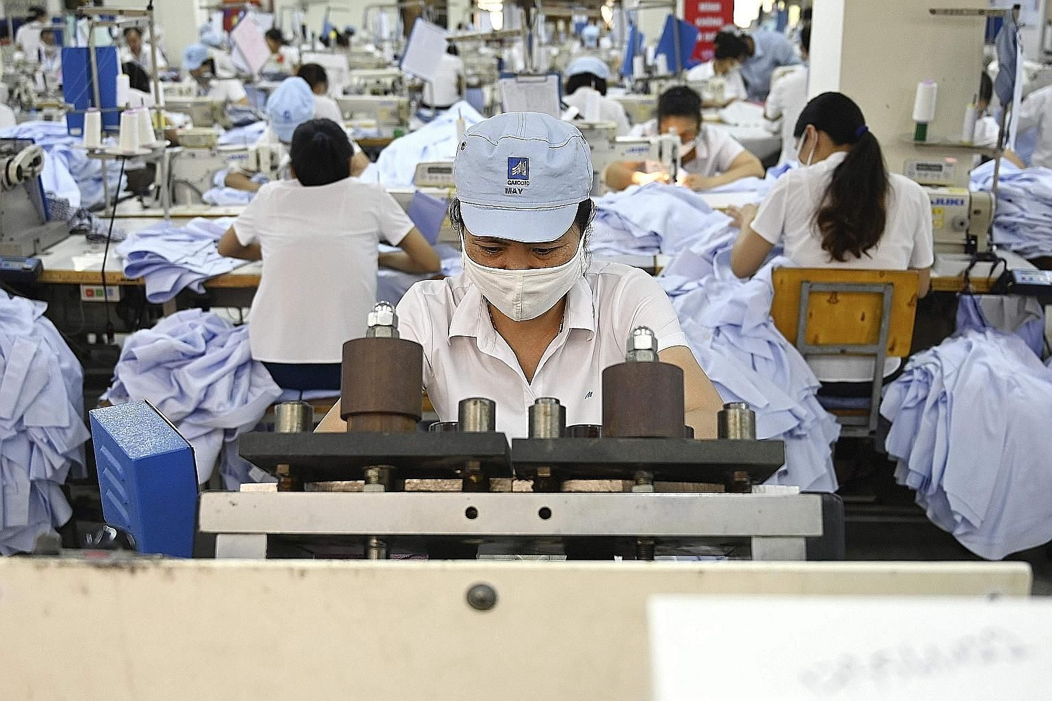 Vietnam's wages, which are among the lowest in Asean, have helped to draw companies and factories.