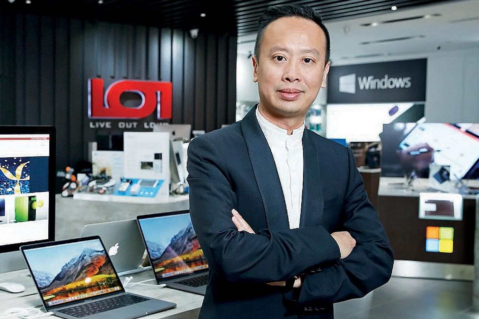 Epicentre Holdings executive chairman and acting chief executive officer Kenneth Lim Tiong Hian has been uncontactable since May 24, the company said on Thursday. In the absence of Mr Lim, the company remains under the leadership of the independent d