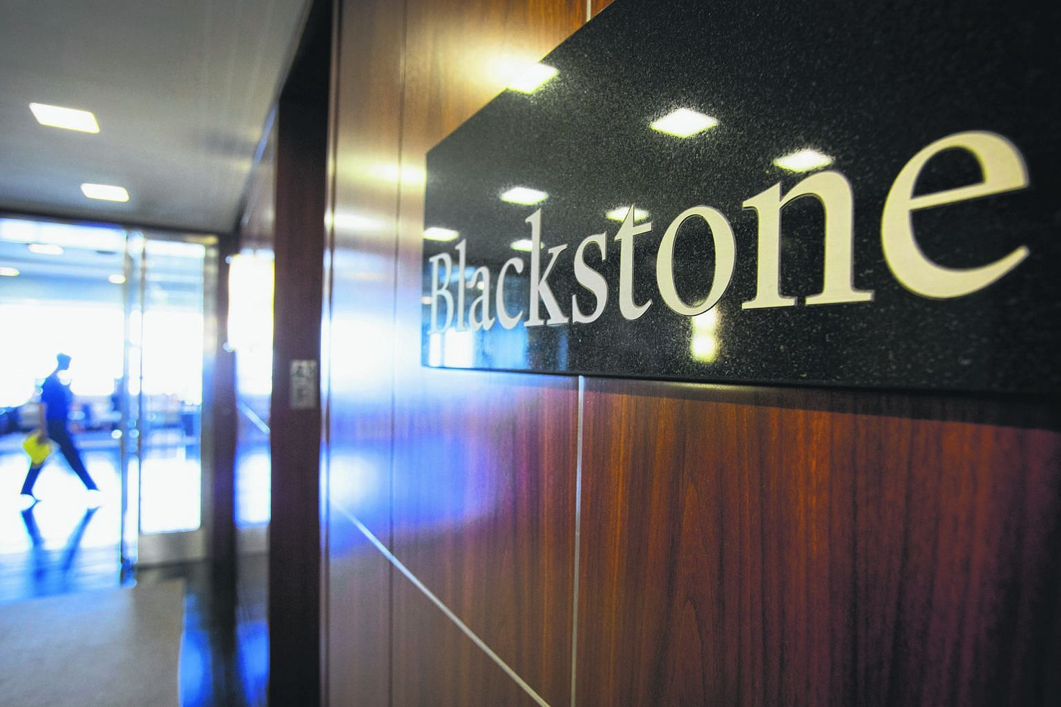 New York-based Blackstone says its acquisition of US logistics assets from Singapore-based GLP is the world's biggest private equity real estate deal.