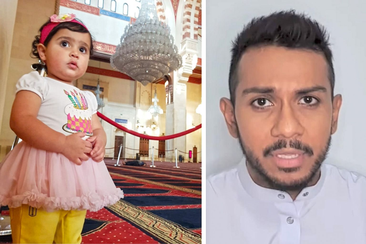 Former Singapore Idol winner Taufik Batisah says his family has tried various ways to bring his cousin Nur and her two-year-old daughter Hana back to Singapore.