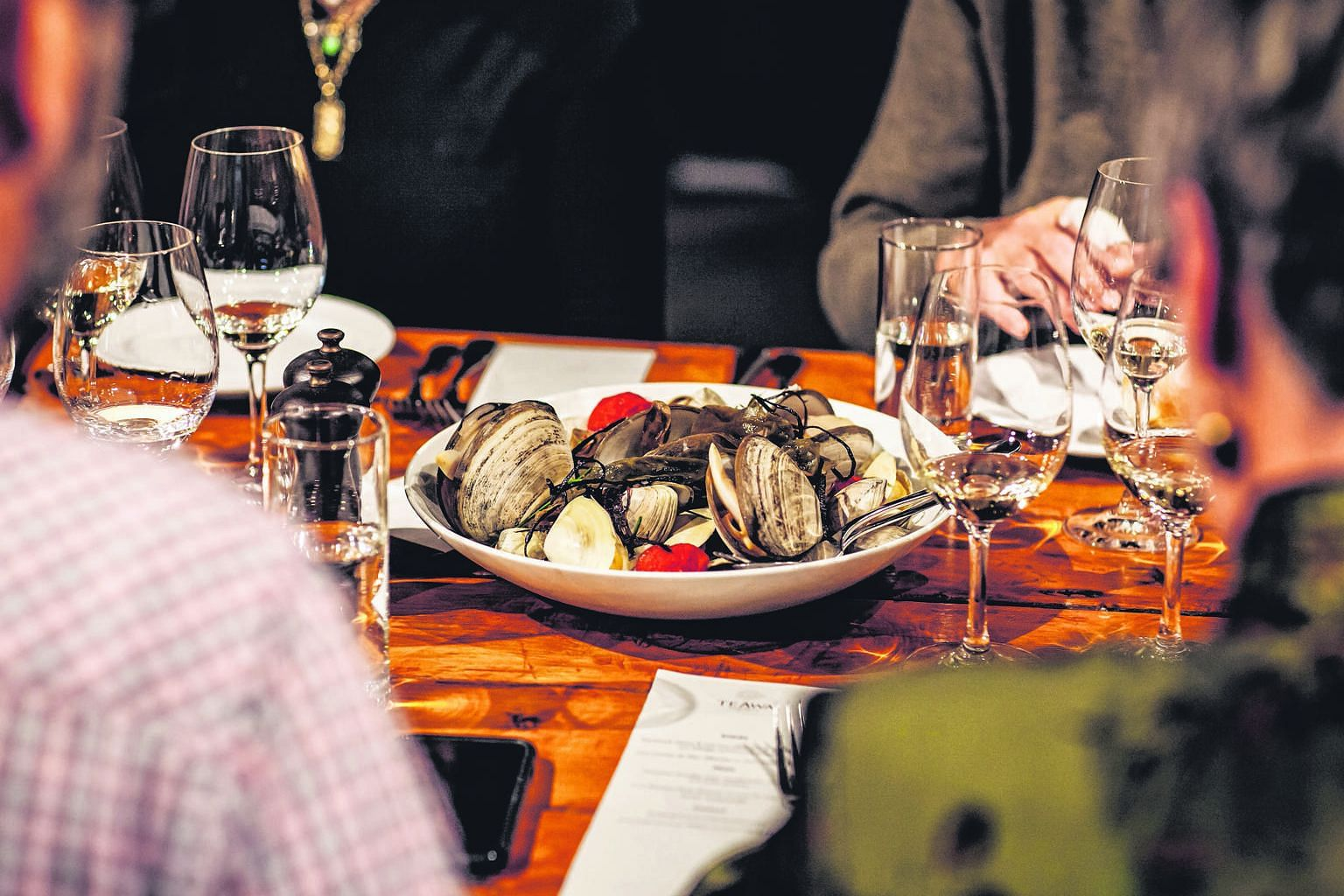 Hawke's Bay's biannual Food and Wine Classic culinary festival shines a light on local producers, chefs and produce.