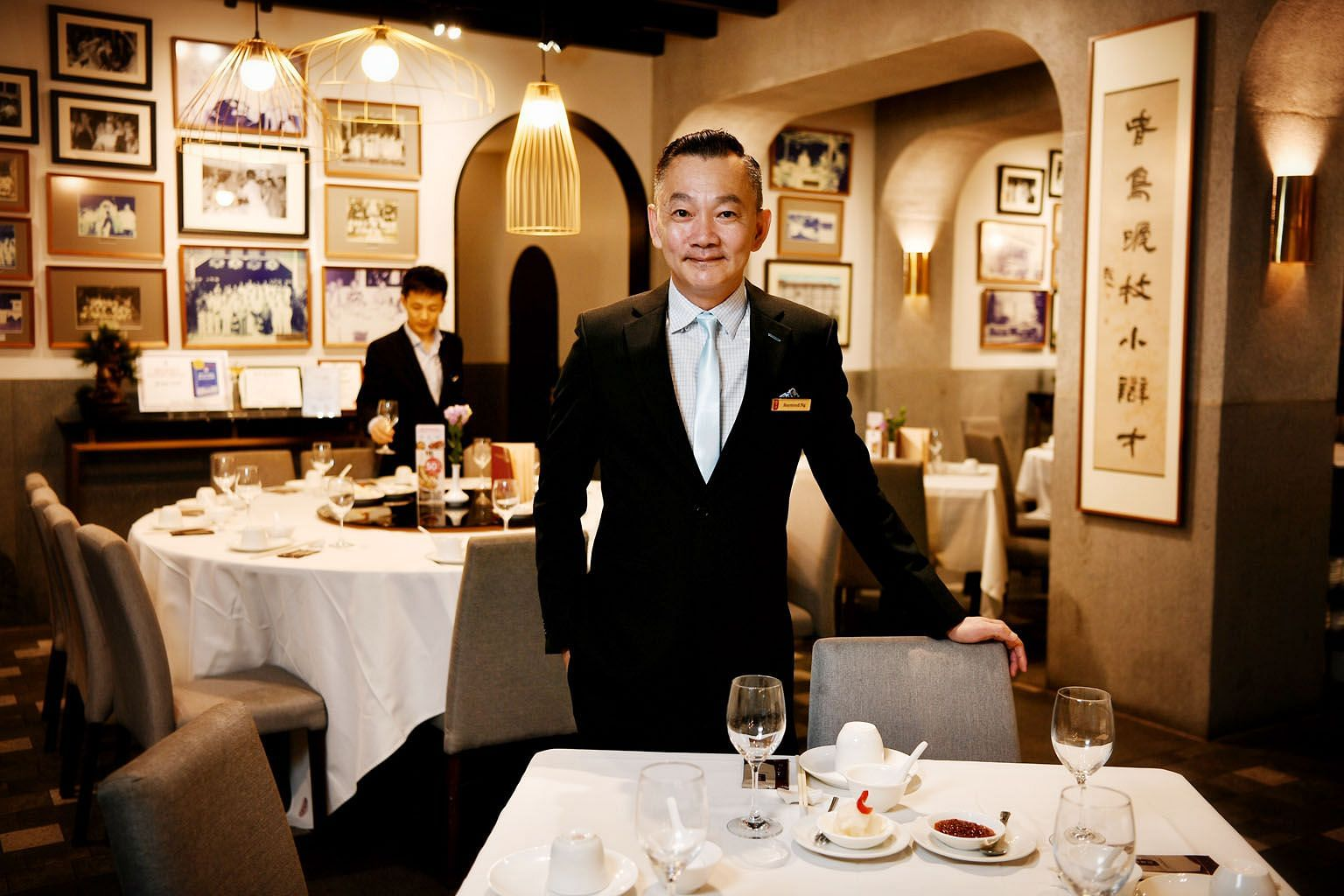 Spring Court Restaurant general manager Raymond Ng said he hopes to secure experienced part-timers through a new scheme which offers those who work at least four weekend shifts a month, and during peak periods, an additional 10 per cent of their pay