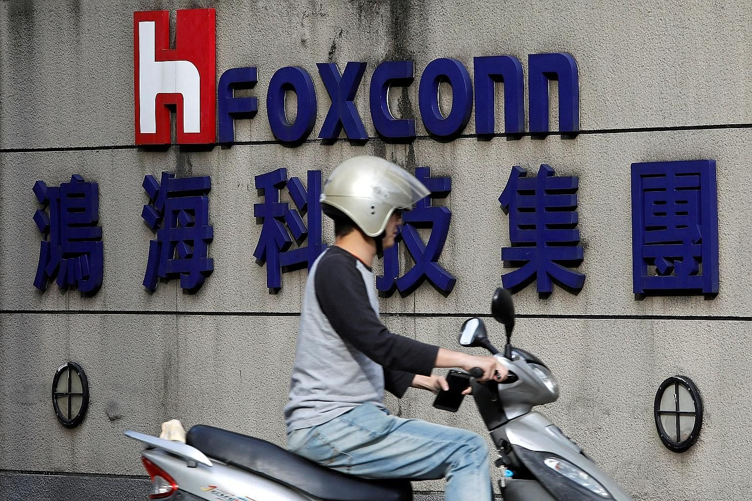Taiwanese contract electronics manufacturer Foxconn is not only caught in the middle of the escalating US-China trade war, but also trying to come to terms with the impact of AI, which is leading to a shift in the market away from the mass production