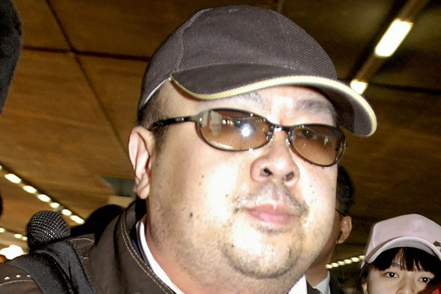 Mr Kim Jong Nam died after his face was smeared with nerve agent VX in Kuala Lumpur airport in 2017.