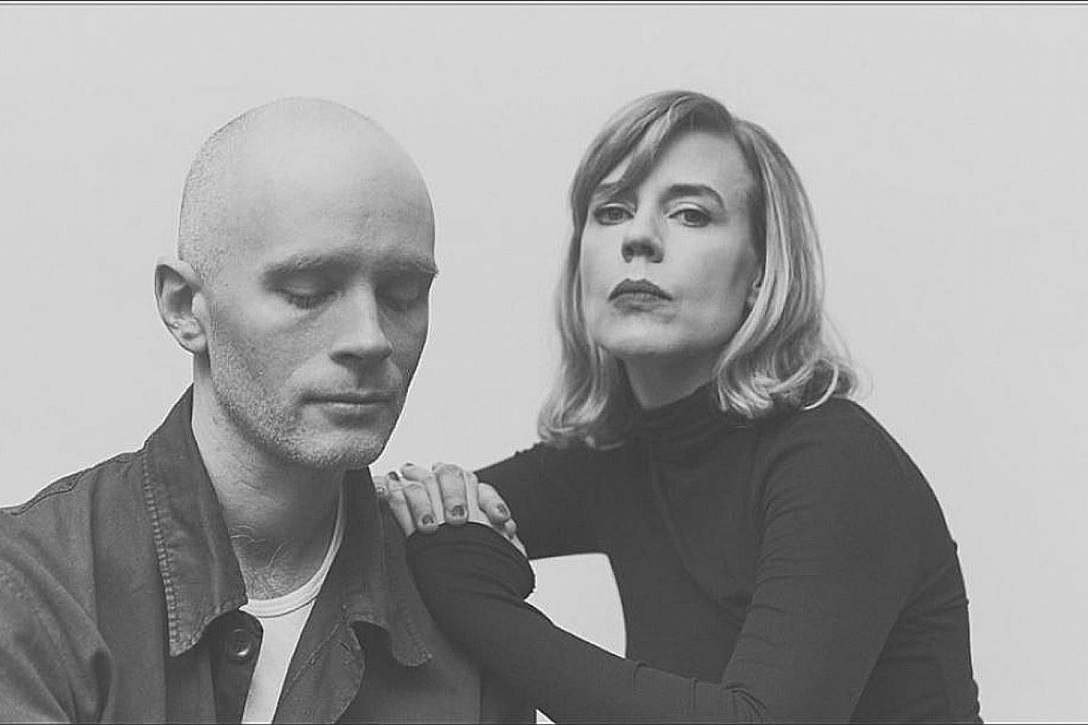 Jens Lekman (left) and Annika Norlin sing of topical issues, the difficulty of making and maintaining friends, as well as showering in public.
