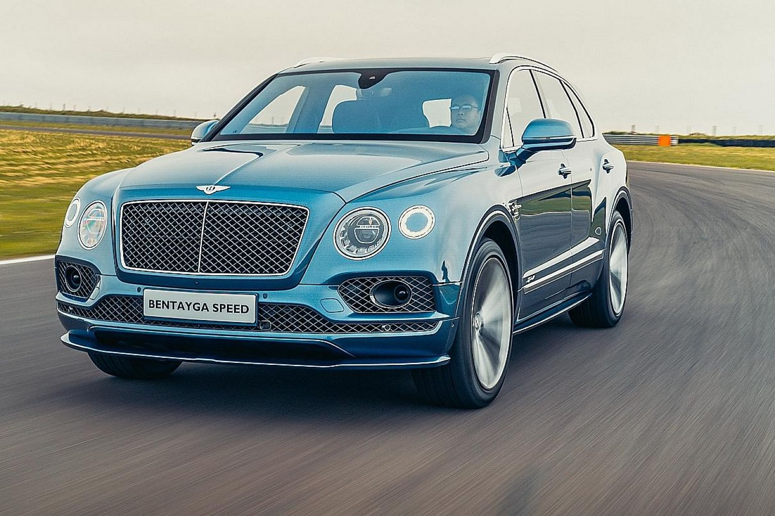 The Bentley Bentayga Speed is the world's fastest sport utility vehicle, pipping the Lamborghini Urus by 1kmh.
