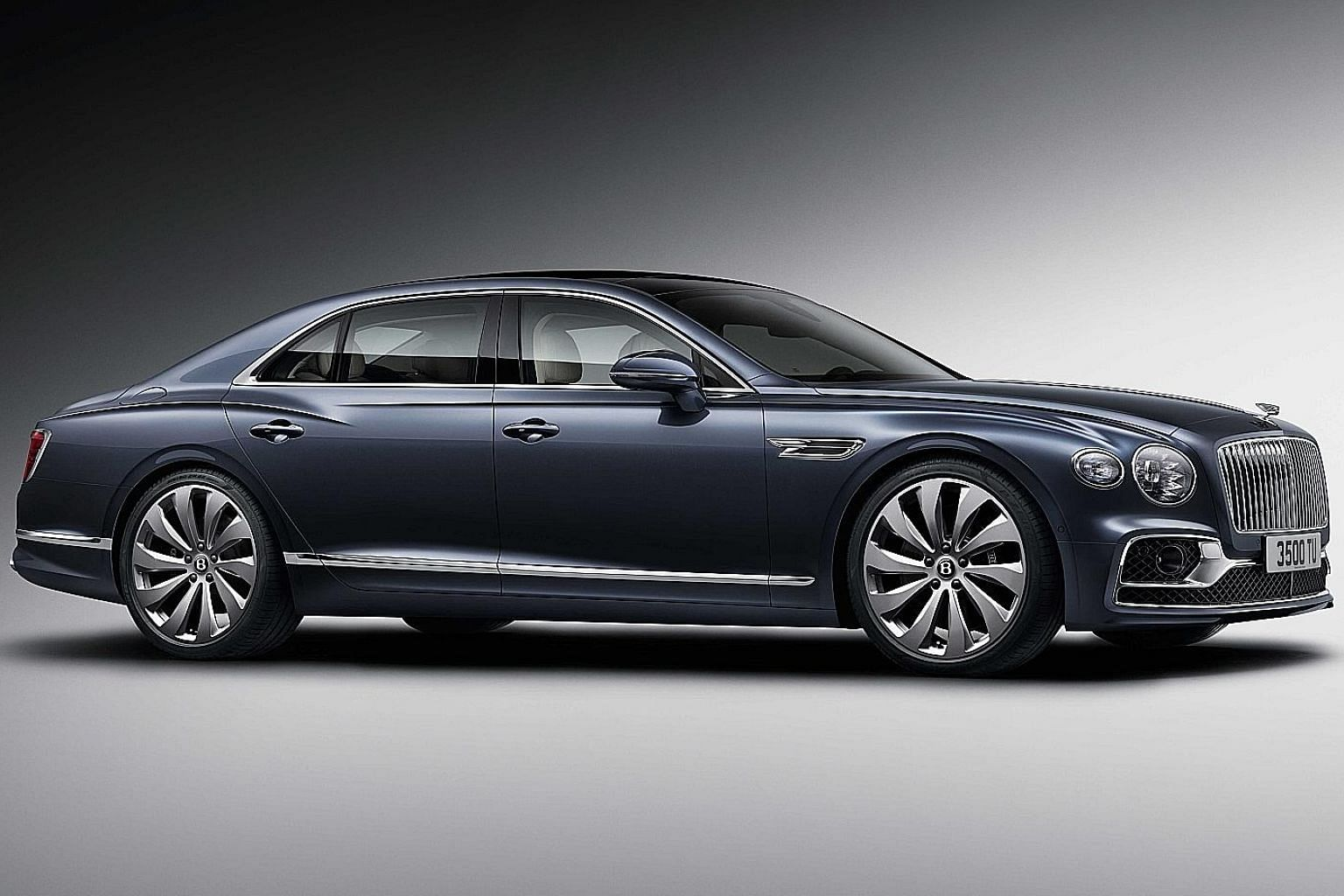 The Bentley Flying Spur will be launched in the fourth quarter of this year, with deliveries beginning from the first quarter of next year.