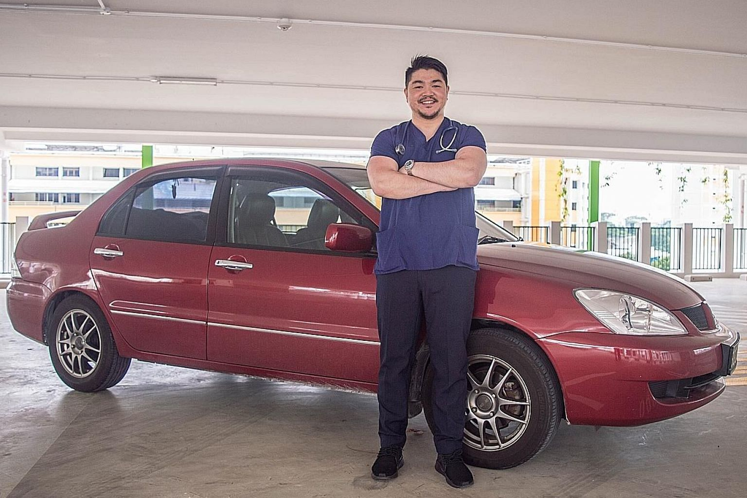 In 2013, Dr Jipson Quah bought the Mitsubishi Lancer for $36,000 and, in 2016, renewed its certificate of entitlement for five years for $24,000.