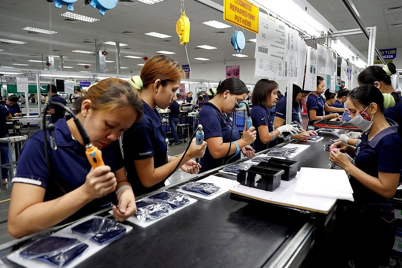 Given Asia's heavy reliance on electronics exports, observers like ING Asia economist Prakash Sakpal expect the jitters to continue for regional exporters and markets.