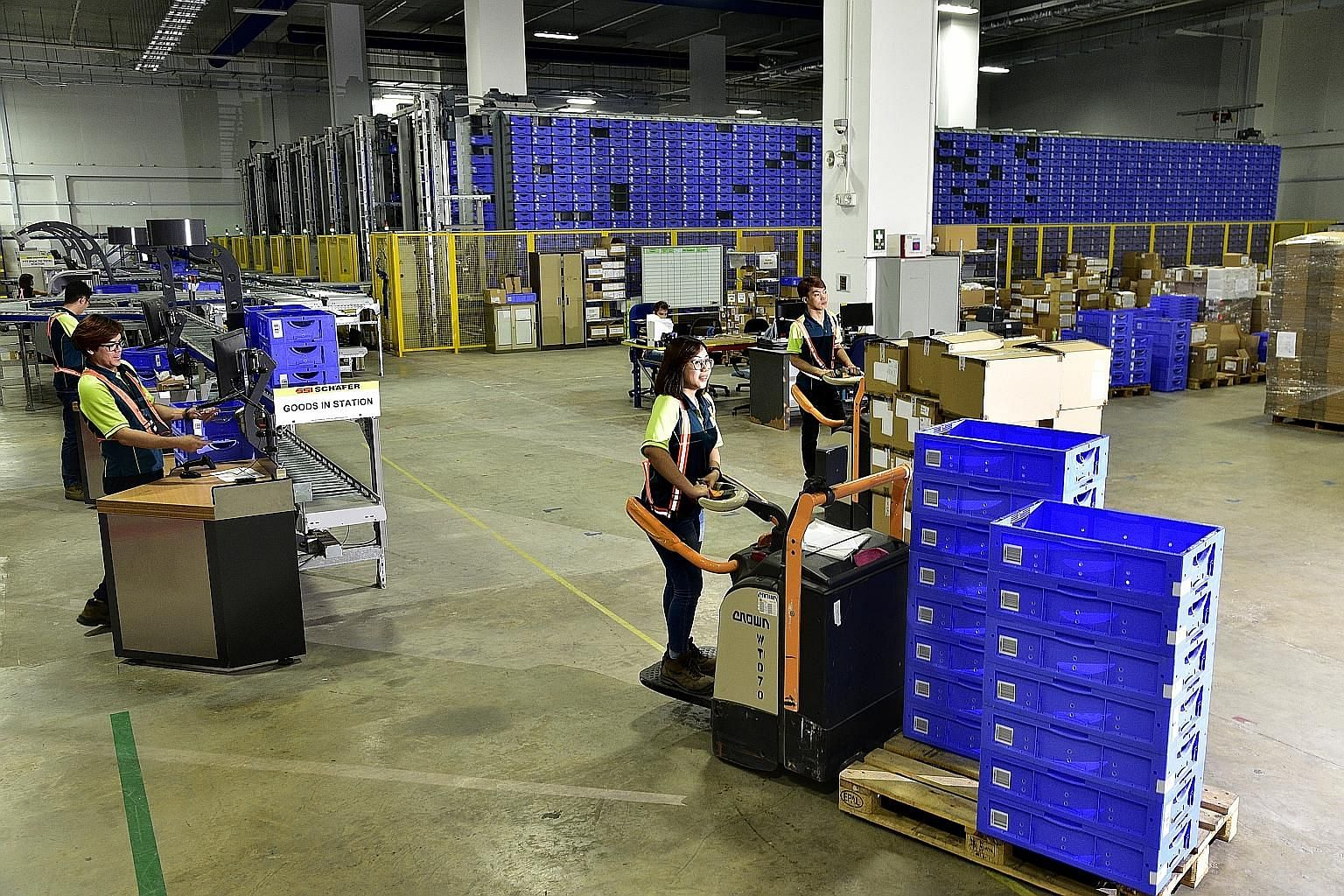 The Colliers International report noted that technologies and new business models are reshaping the Asian logistics sector, which is under pressure to deliver better service at an ever lower cost. The report also noted that demand for warehouse space