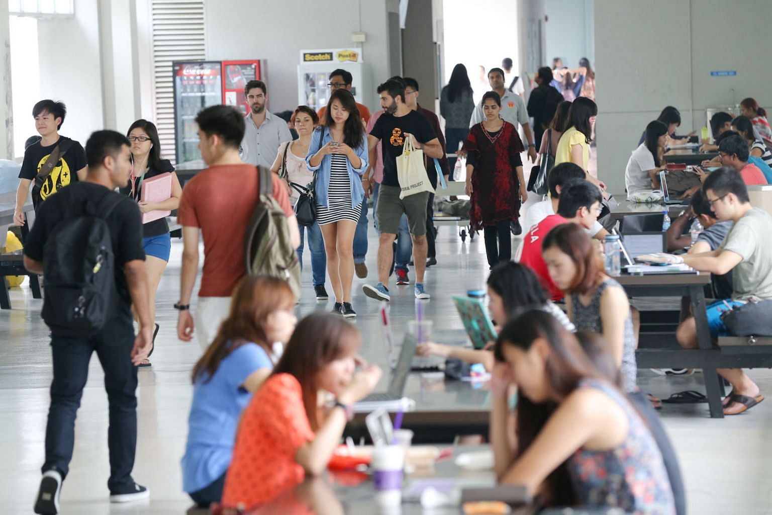 With Nanyang Technological University's improvement, global higher education consultancy Quacquarelli Symonds says the prospect of a Singapore university entering the world's top 10 has increased.
