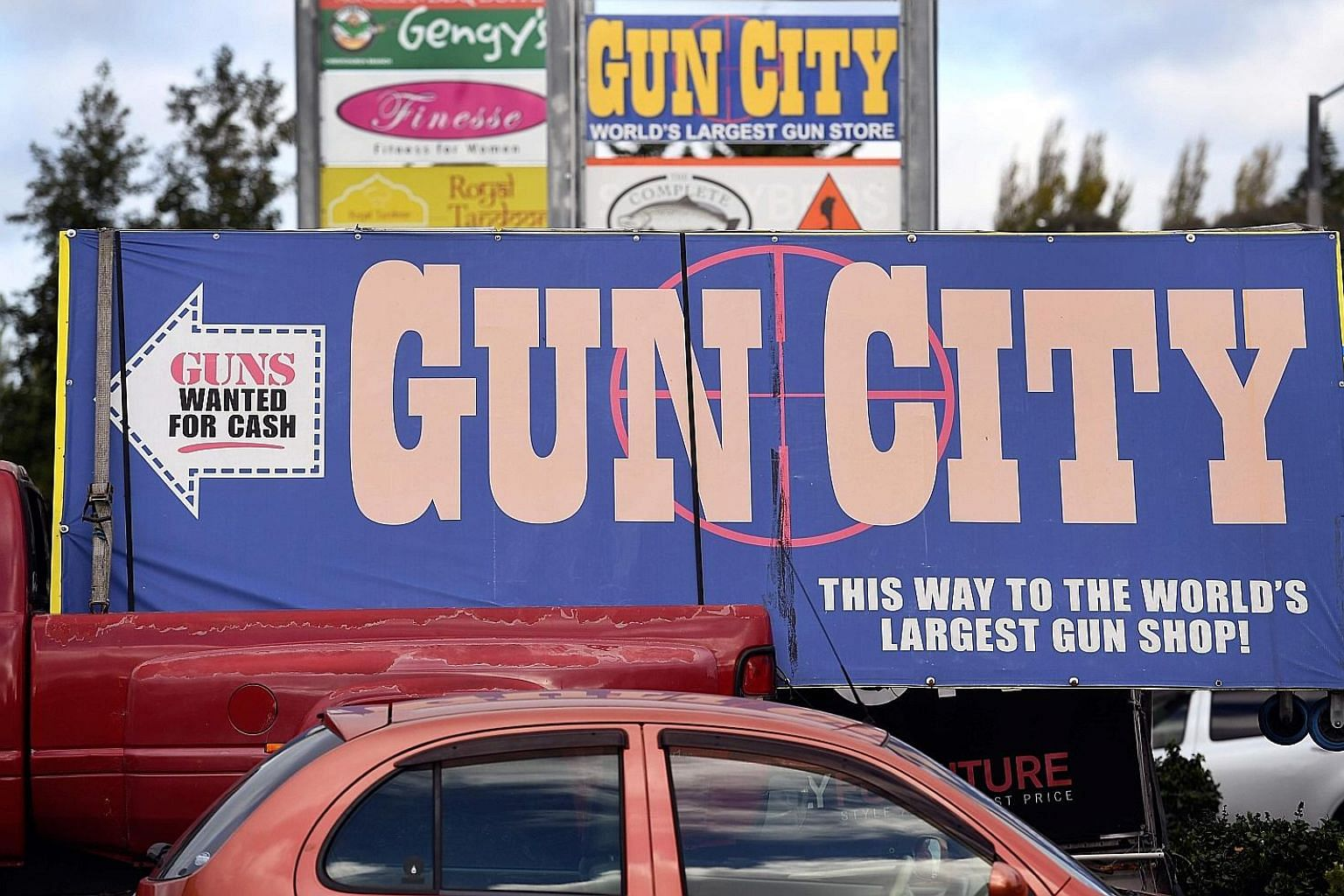 The New Zealand government has allocated NZ$208 million (S$186 million) for its gun buyback offer, NZ$40 million more than initially envisaged, it said yesterday. The offer comes three months after the shootings at two Christchurch mosques. PHOTO: AG