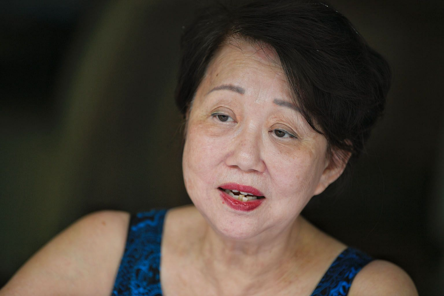 Jannie Chan's debt to SME Care stems from a 2012 personal guarantee she gave.